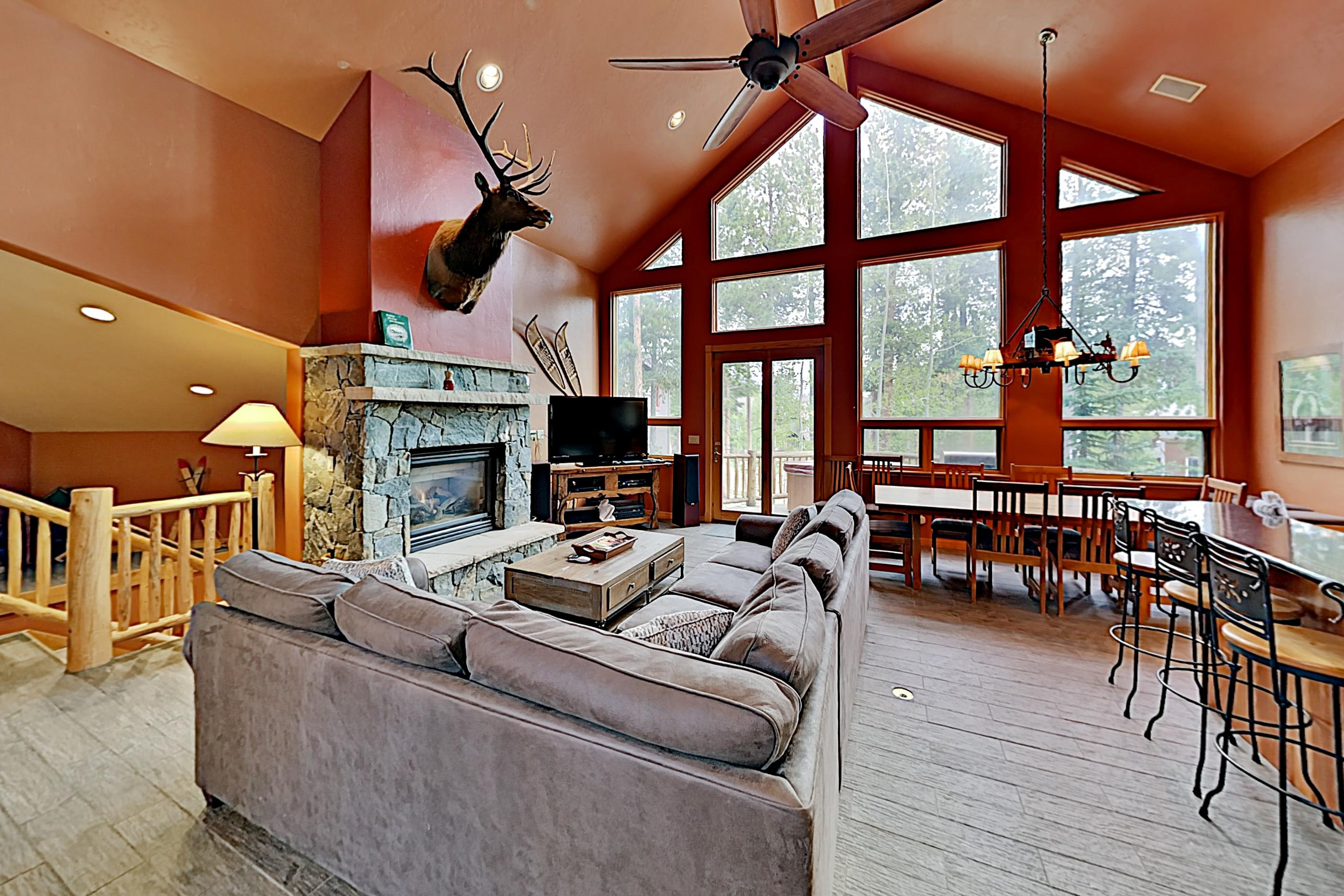 Welcome to Breckenridge! This rental is professionally managed by TurnKey Vacation Rentals.
