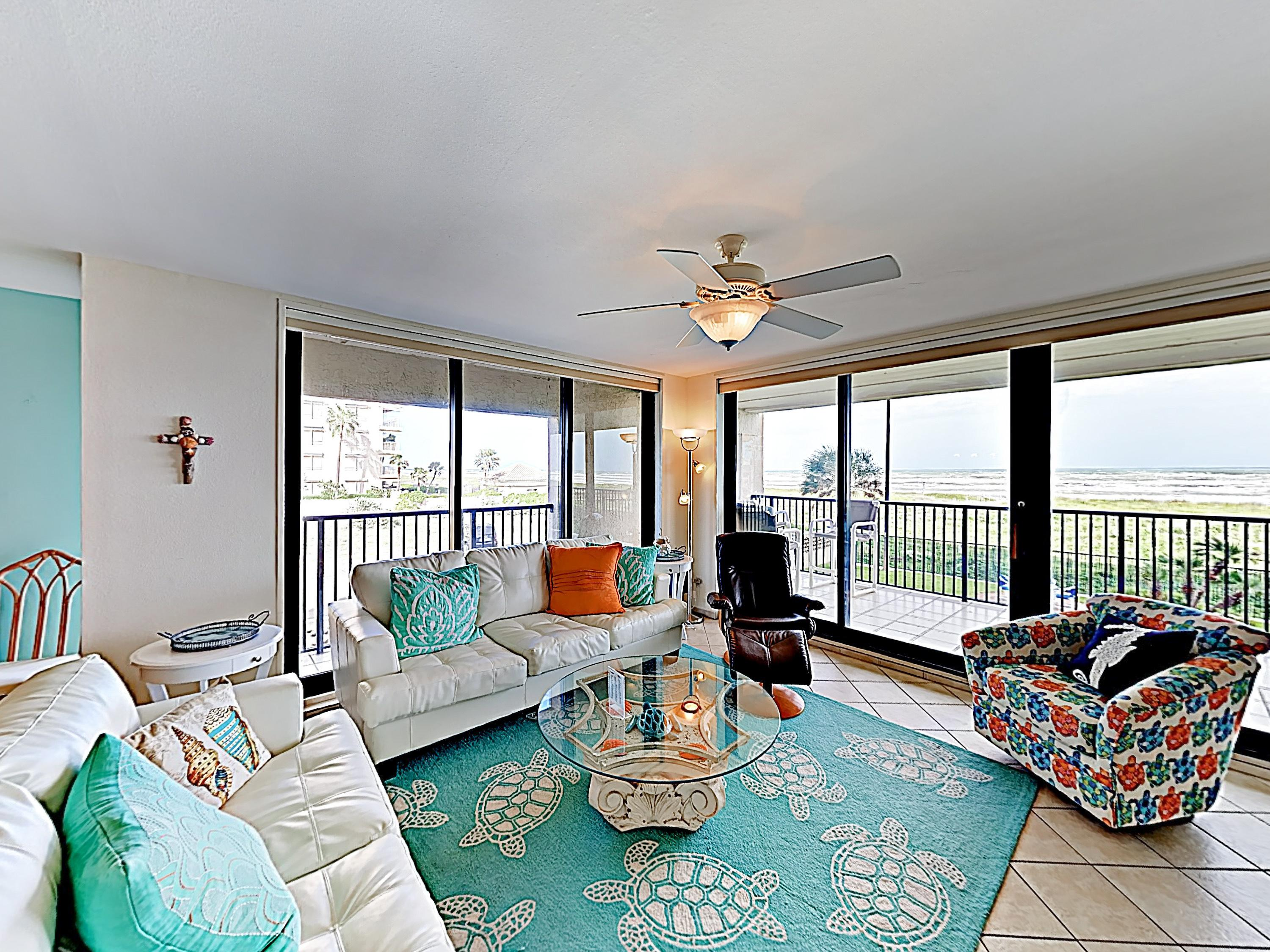 Welcome to Suntide III! This corner unit is professionally managed by TurnKey Vacation Rentals.