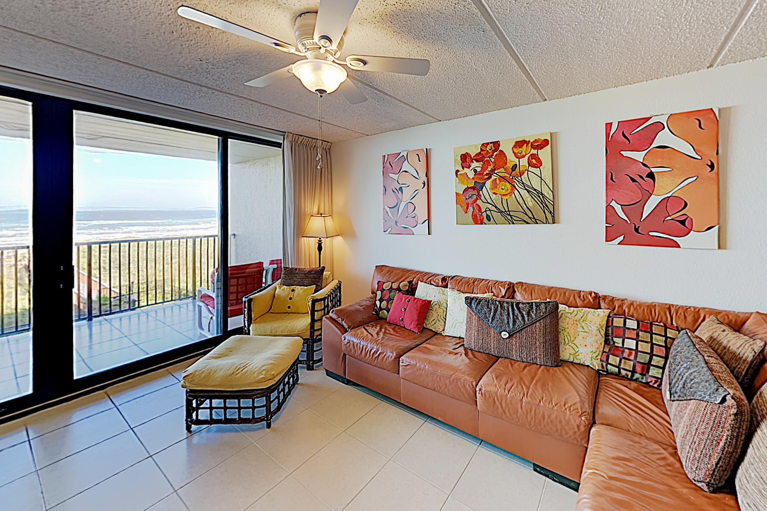 Welcome to Suntide III! This beachfront condo is professionally managed by TurnKey Vacation Rentals.
