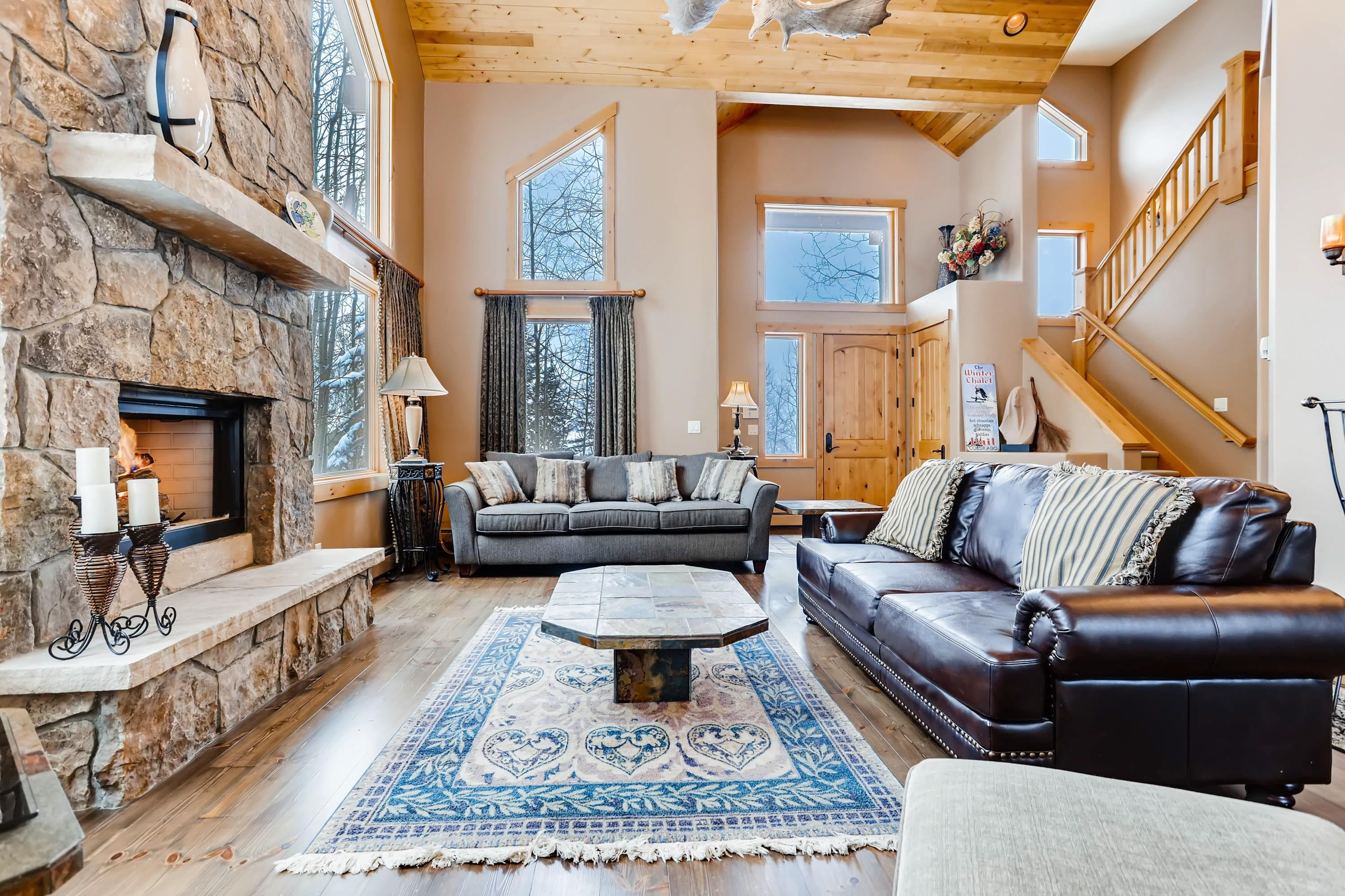 Welcome to Vail! This duplex is professionally managed by TurnKey Vacation Rentals.