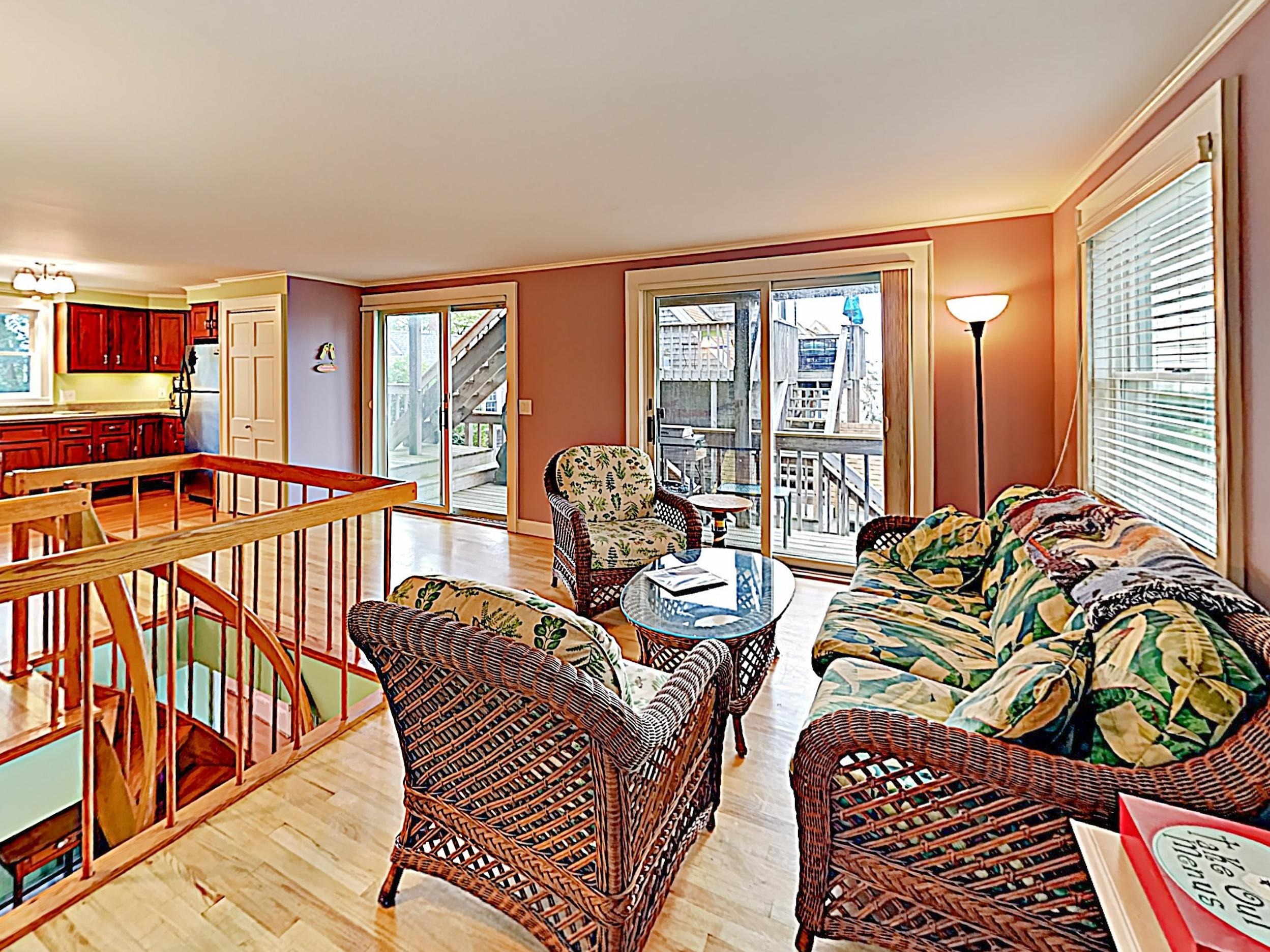 Welcome to Cape Cod! This condo is professionally managed by TurnKey Vacation Rentals.