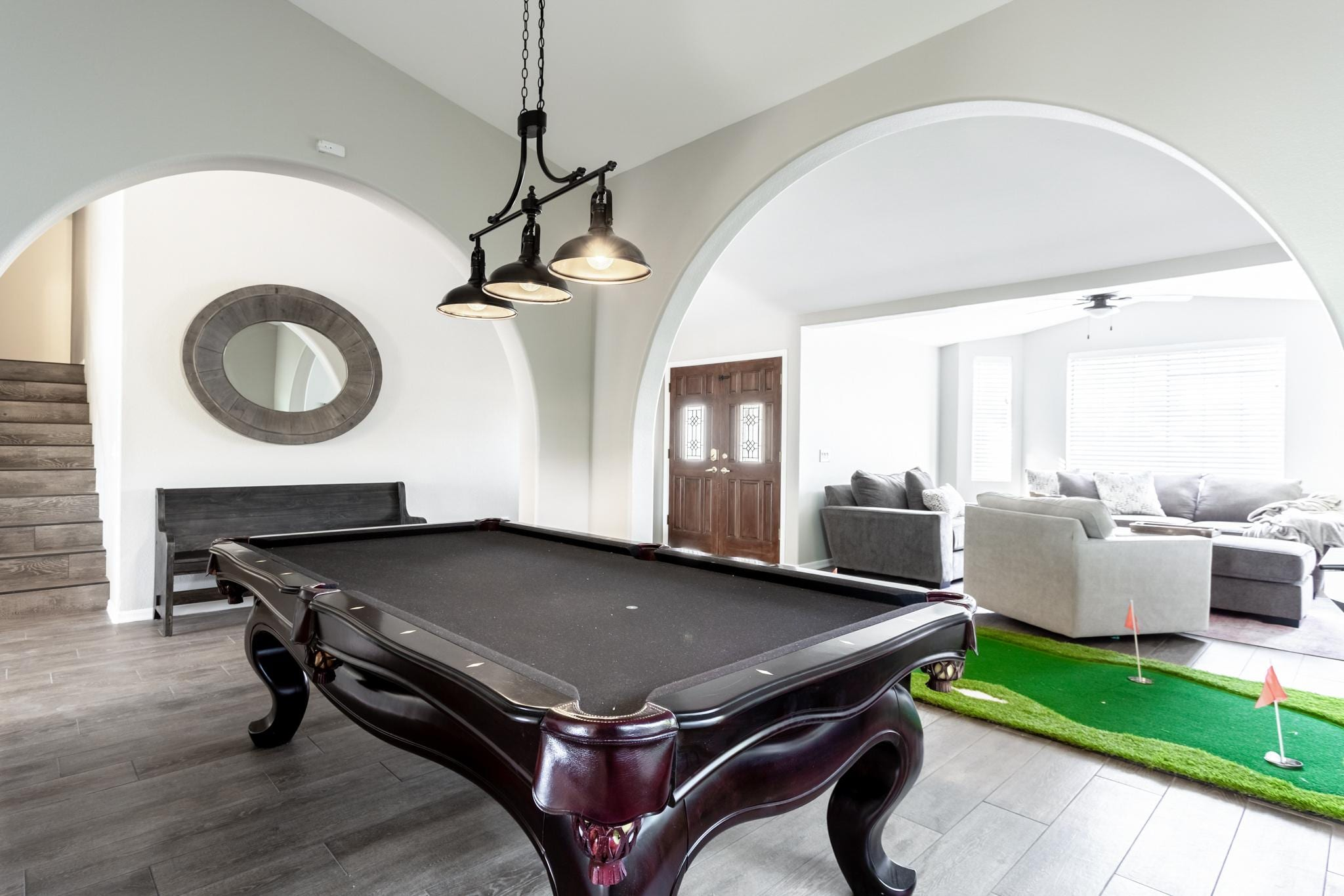 Property Image 2 - Entertaining Retreat Home with Pool and Games