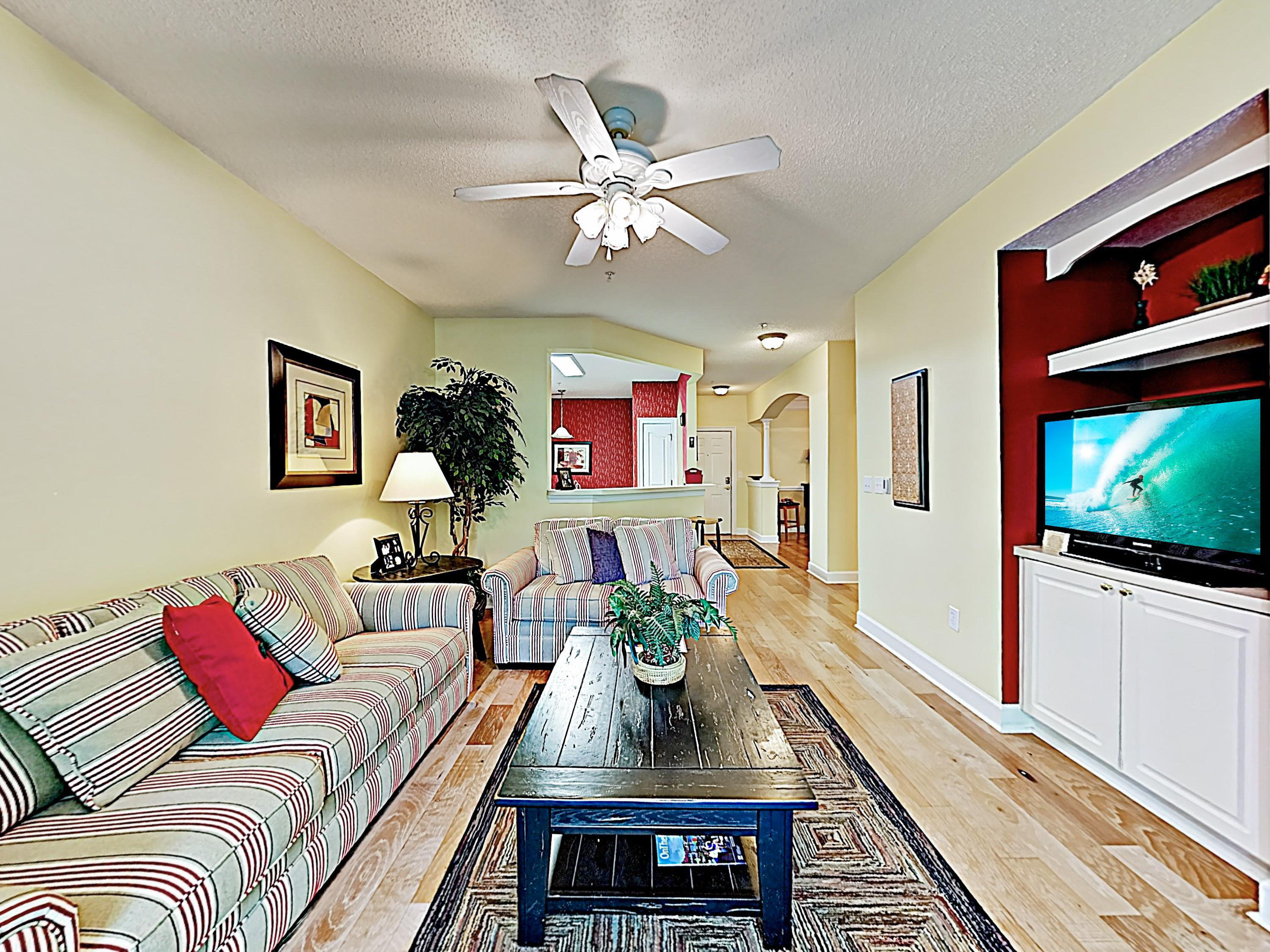 Welcome to Greenbriar Resort! This condo is professionally managed by TurnKey Vacation Rentals.