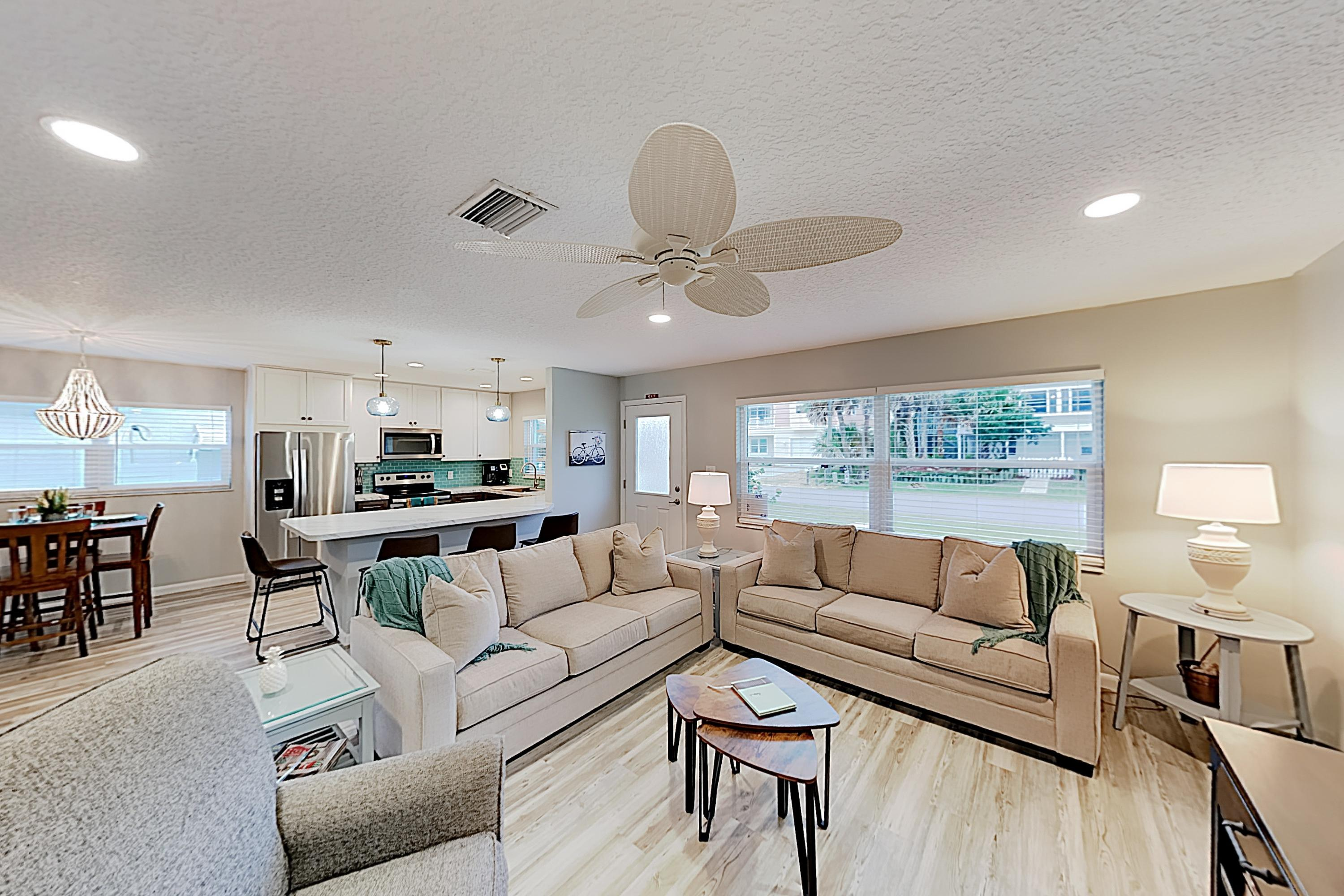 Welcome to Flagler Beach! This home is professionally managed by TurnKey Vacation Rentals.