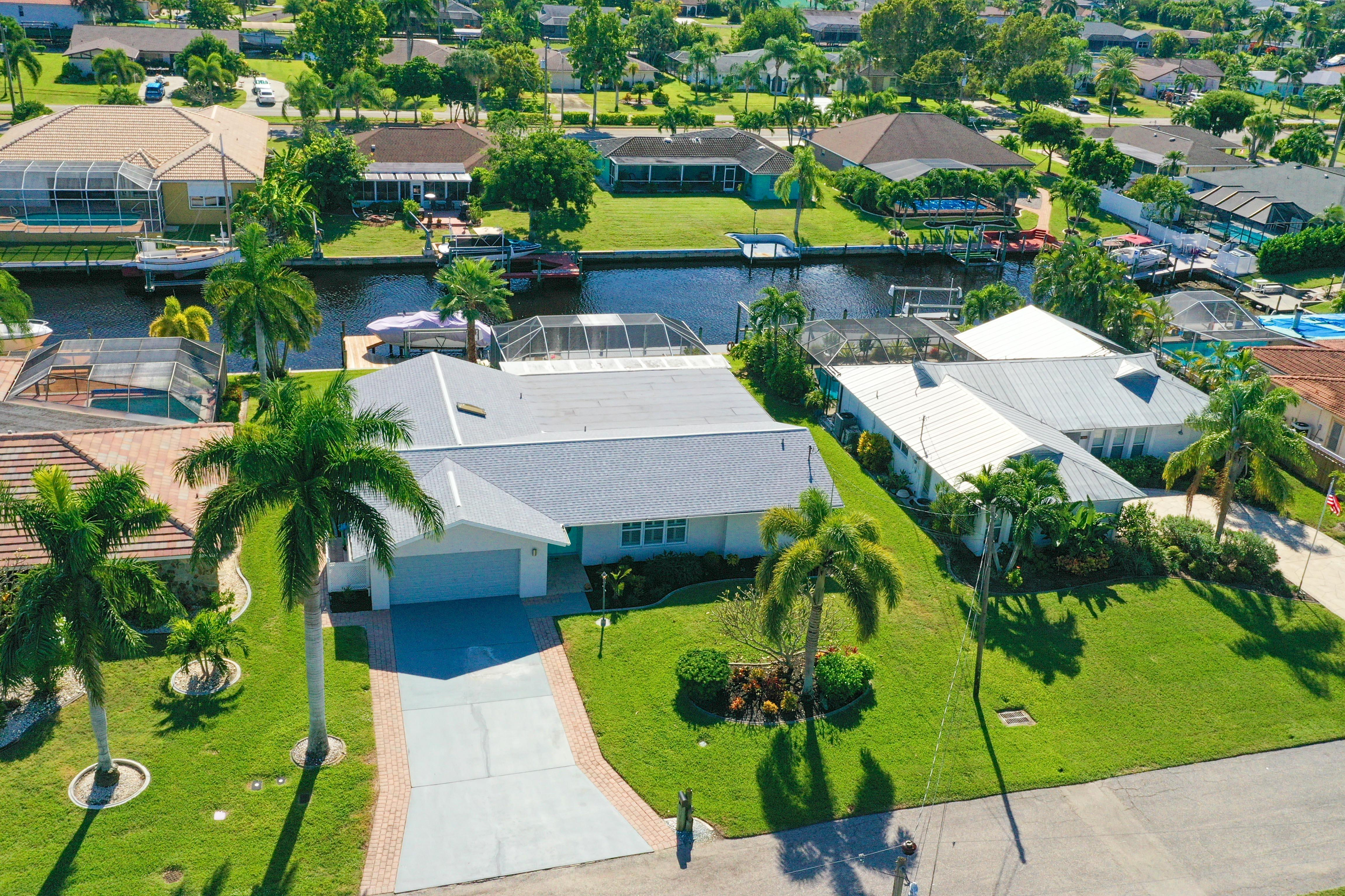 Welcome to Cape Coral! This home is professionally managed by TurnKey Vacation Rentals.