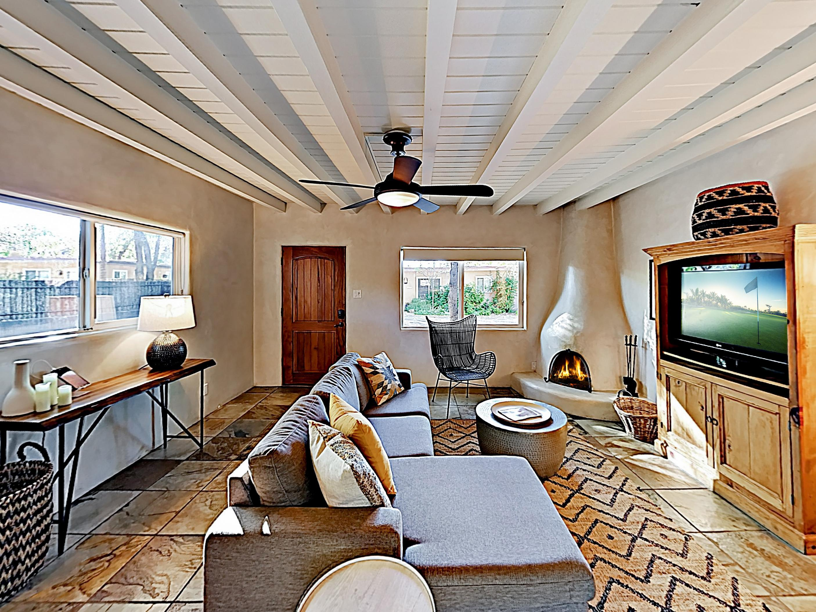 Welcome to Santa Fe! This condo is professionally managed by TurnKey Vacation Rentals.