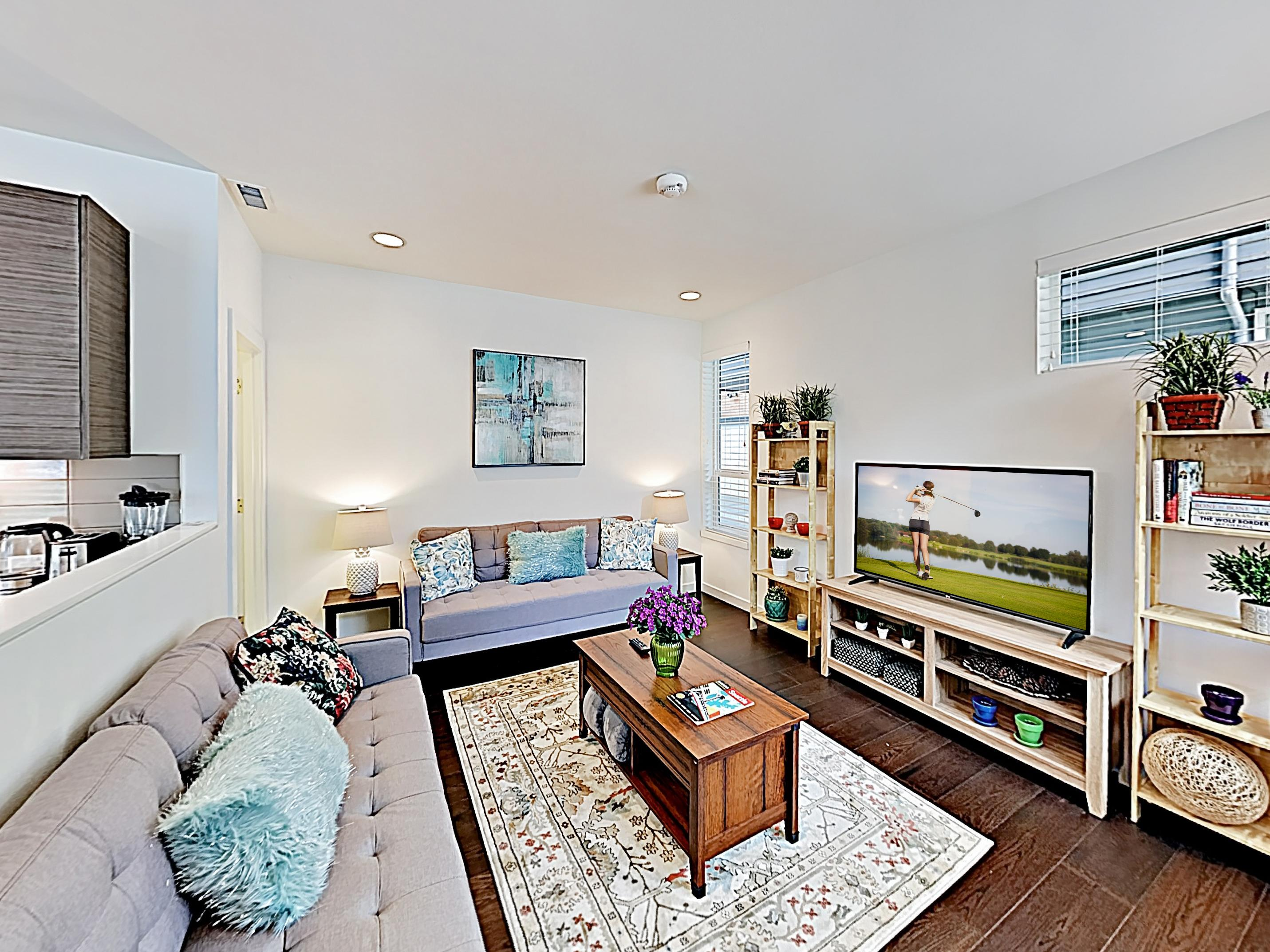 Welcome to Seattle! This townhome is professionally managed by TurnKey Vacation Rentals.