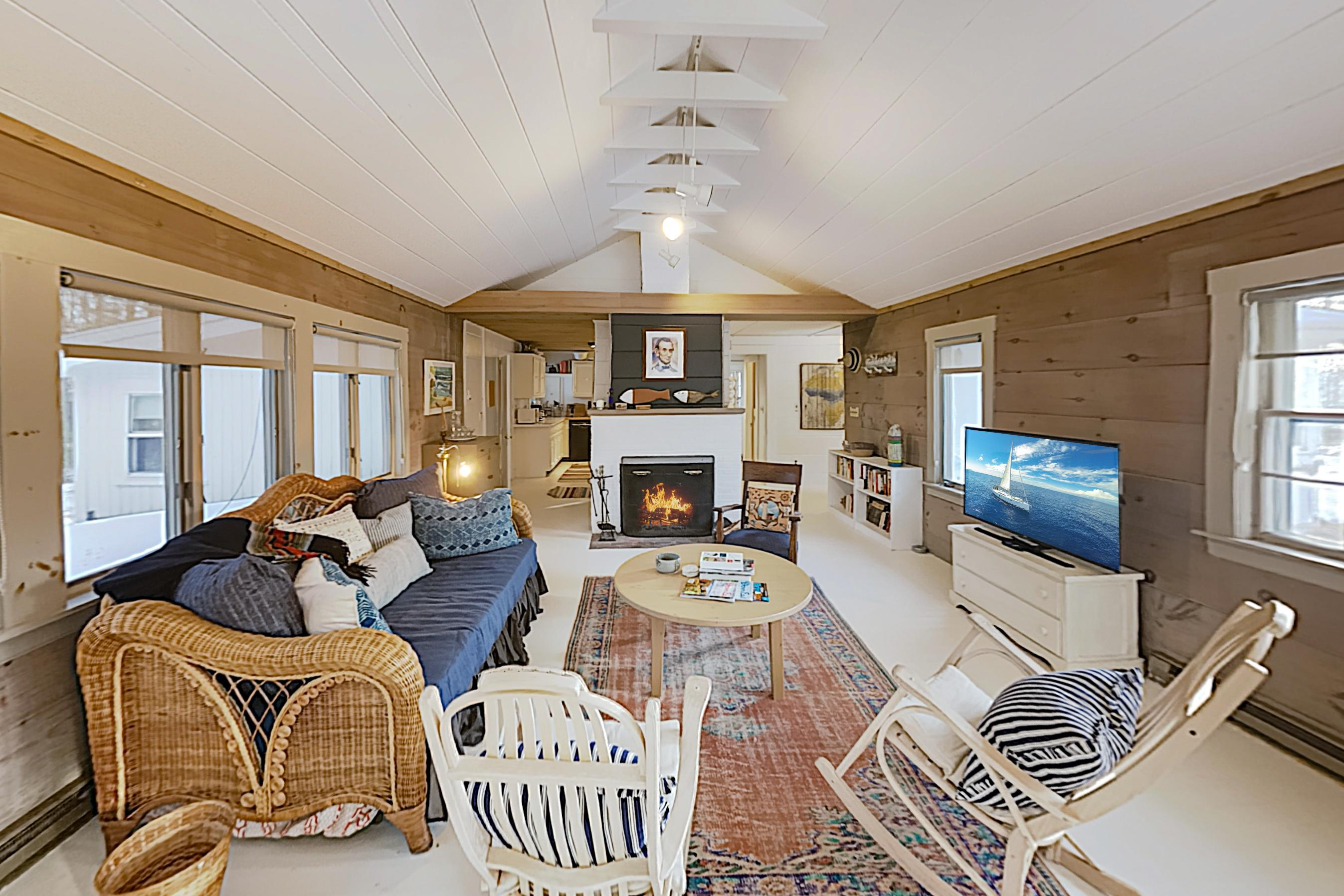 Welcome to Boothbay Harbor! This home is professionally managed by TurnKey Vacation Rentals.