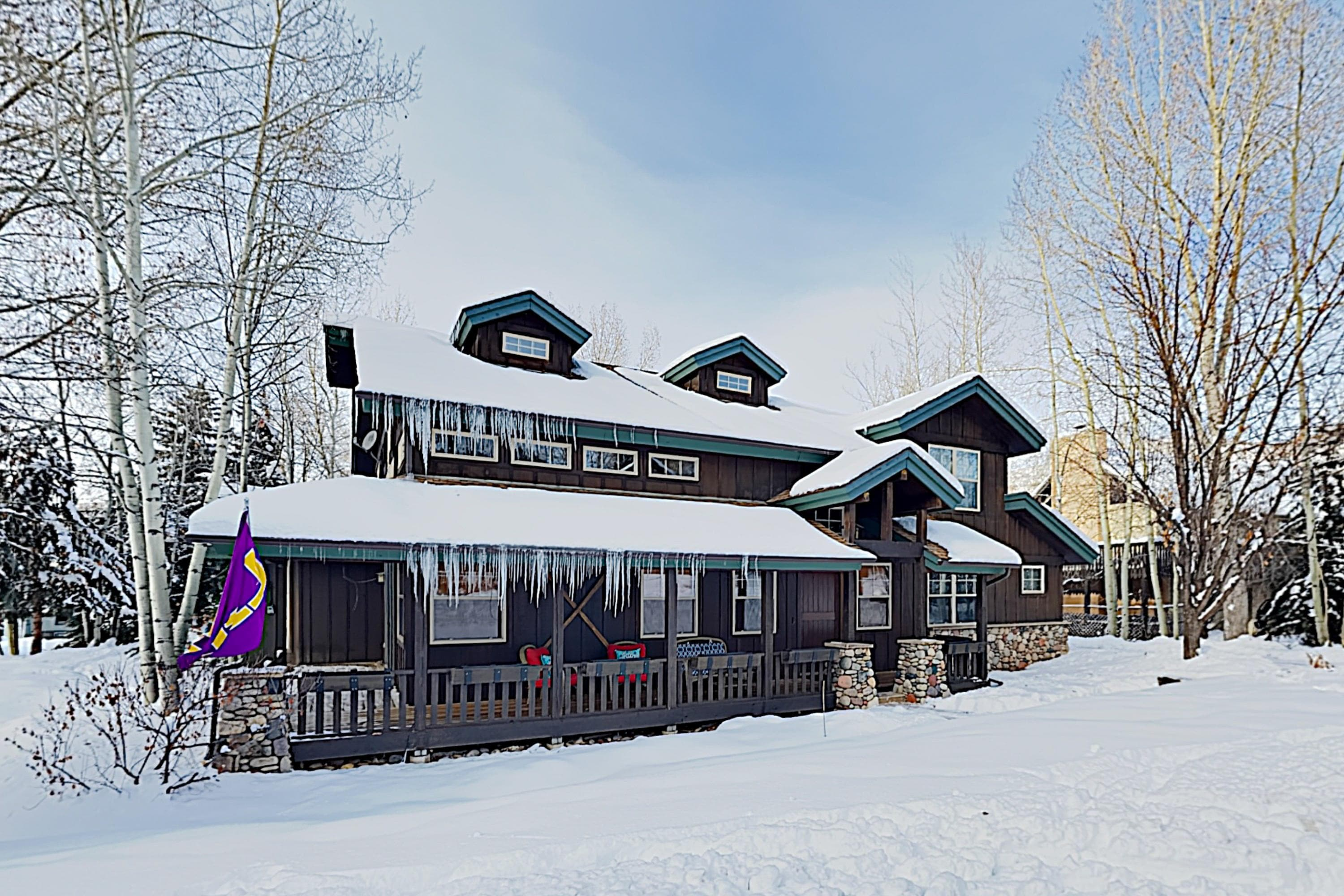 Get ready for fun and adventure — this home is near hiking trails and world-class ski resorts.