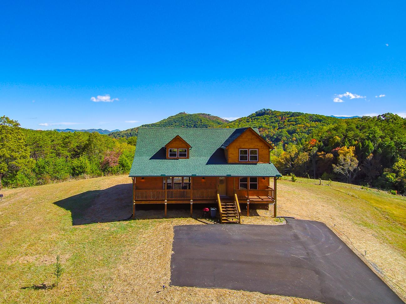 Welcome to Sevierville! This brand-new luxury cabin is professionally managed by TurnKey Vacation Rentals.