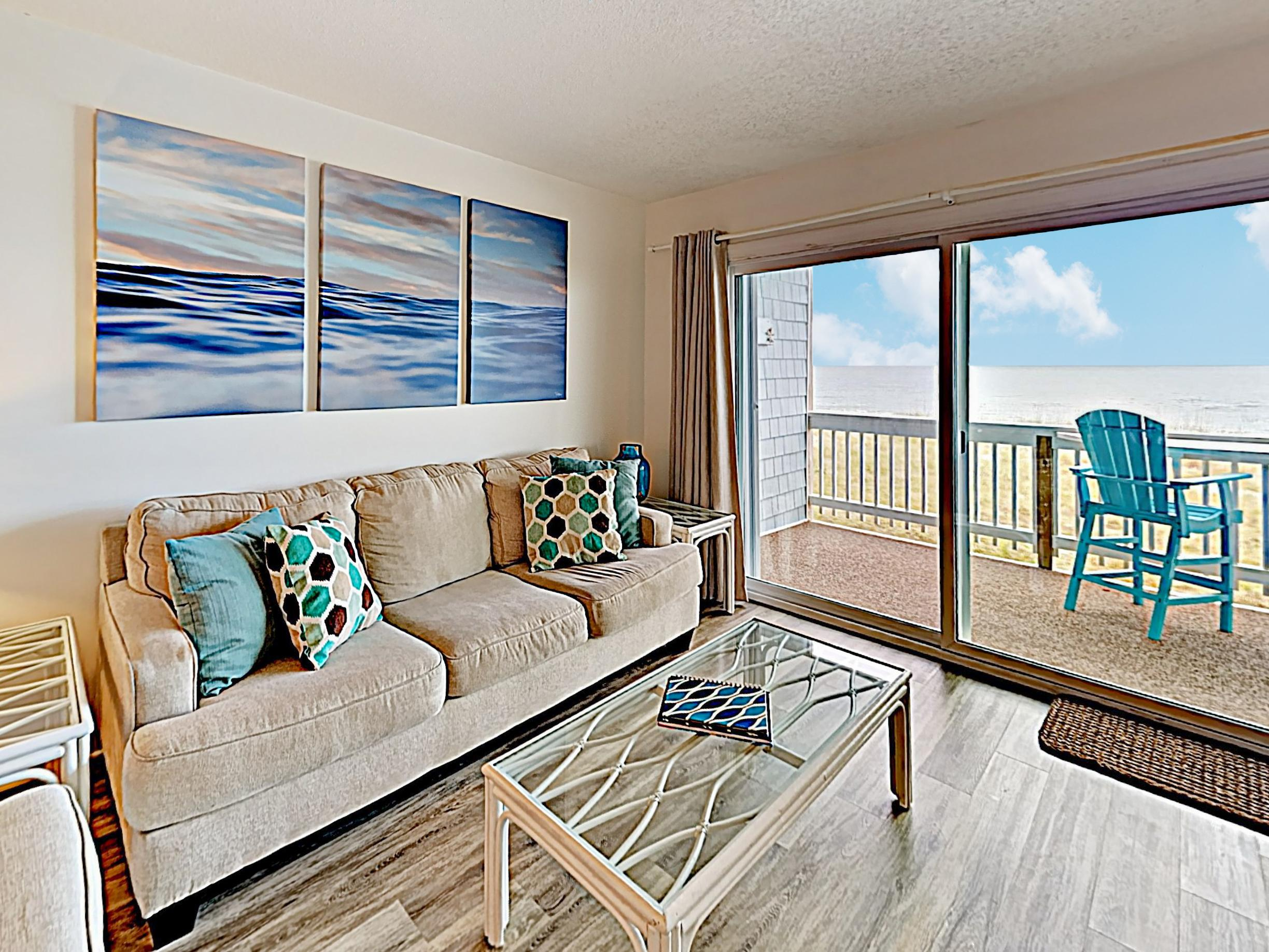 Welcome to Sands III! This condo is professionally managed by TurnKey Vacation Rentals.