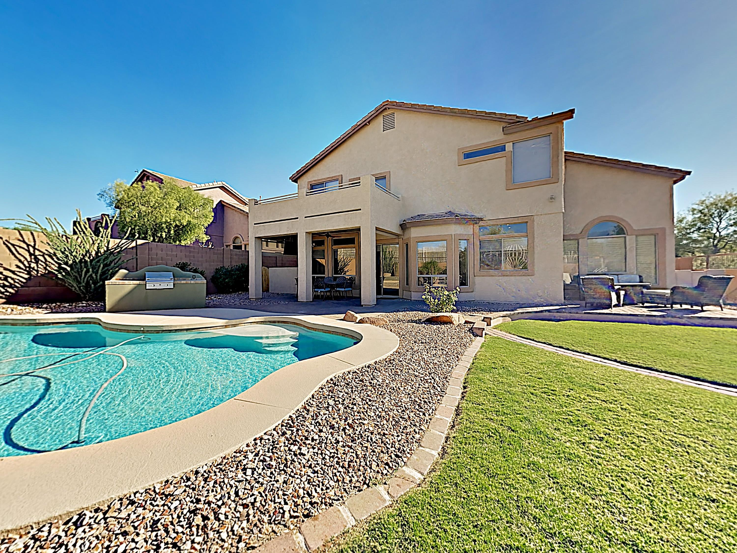 Welcome to Mesa! This home is professionally managed by TurnKey Vacation Rentals.