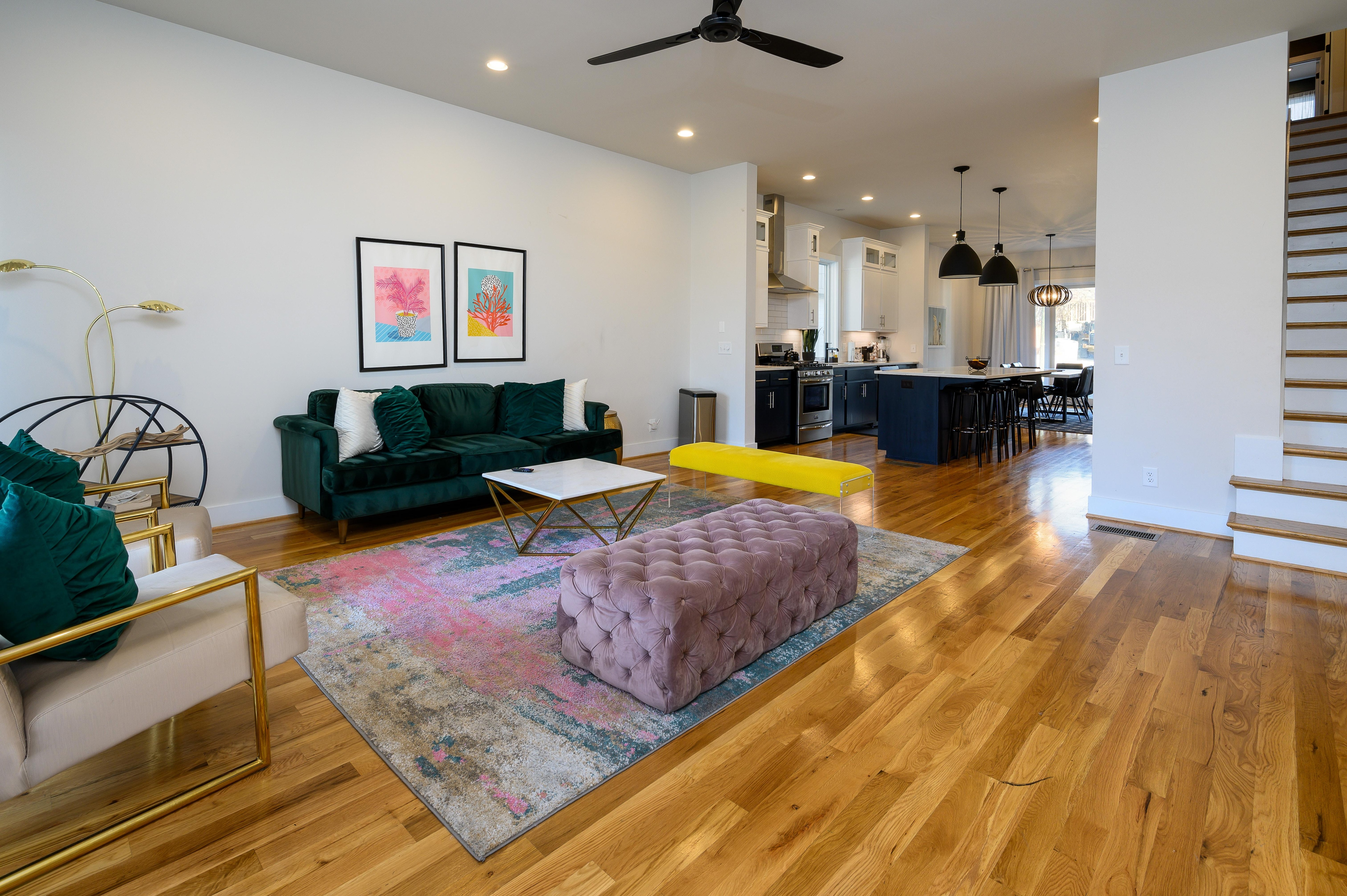 Welcome to Nashville! This home is professionally managed by TurnKey Vacation Rentals.