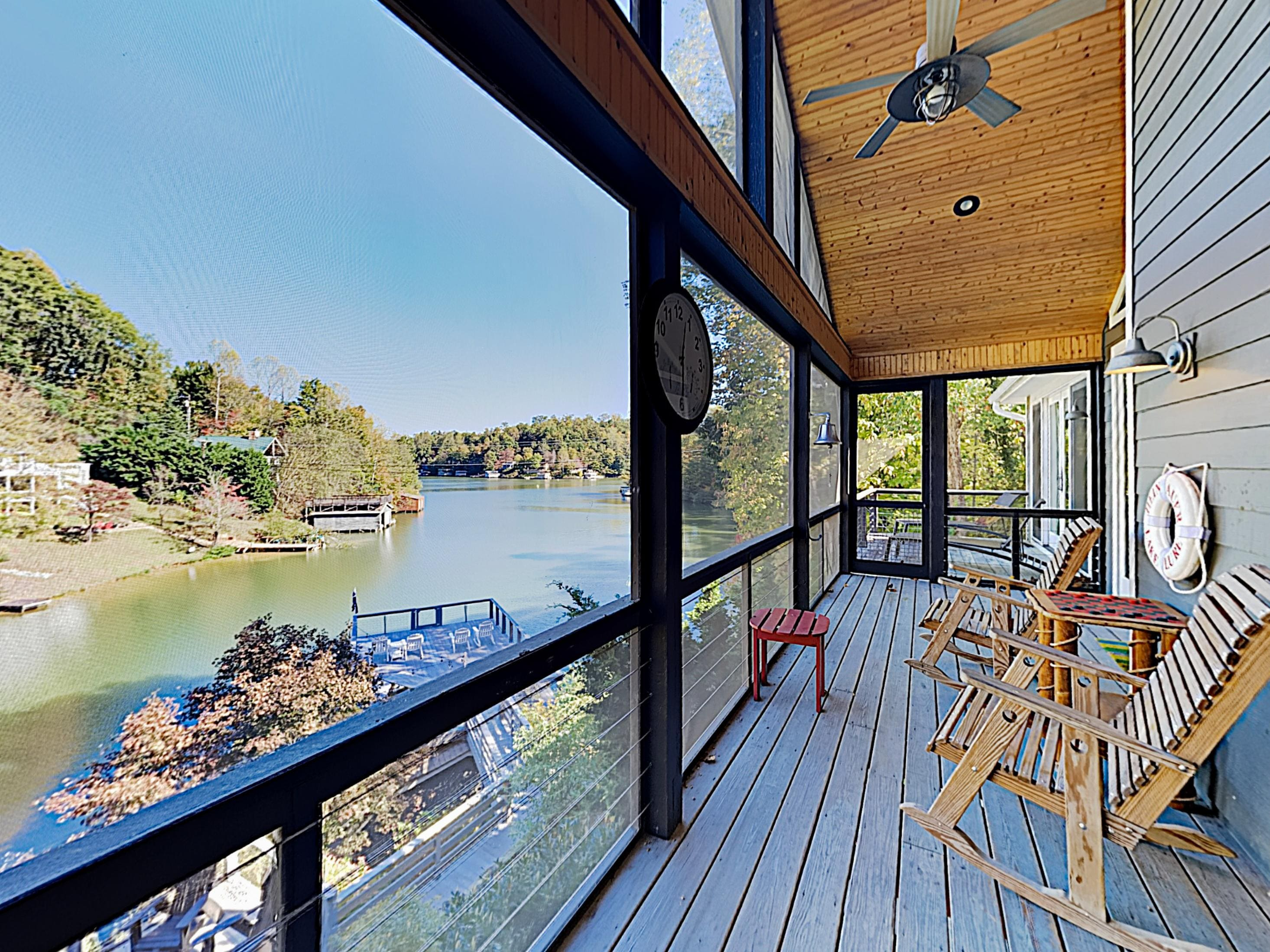 Welcome to Lake Lure! This home is professionally managed by TurnKey Vacation Rentals.