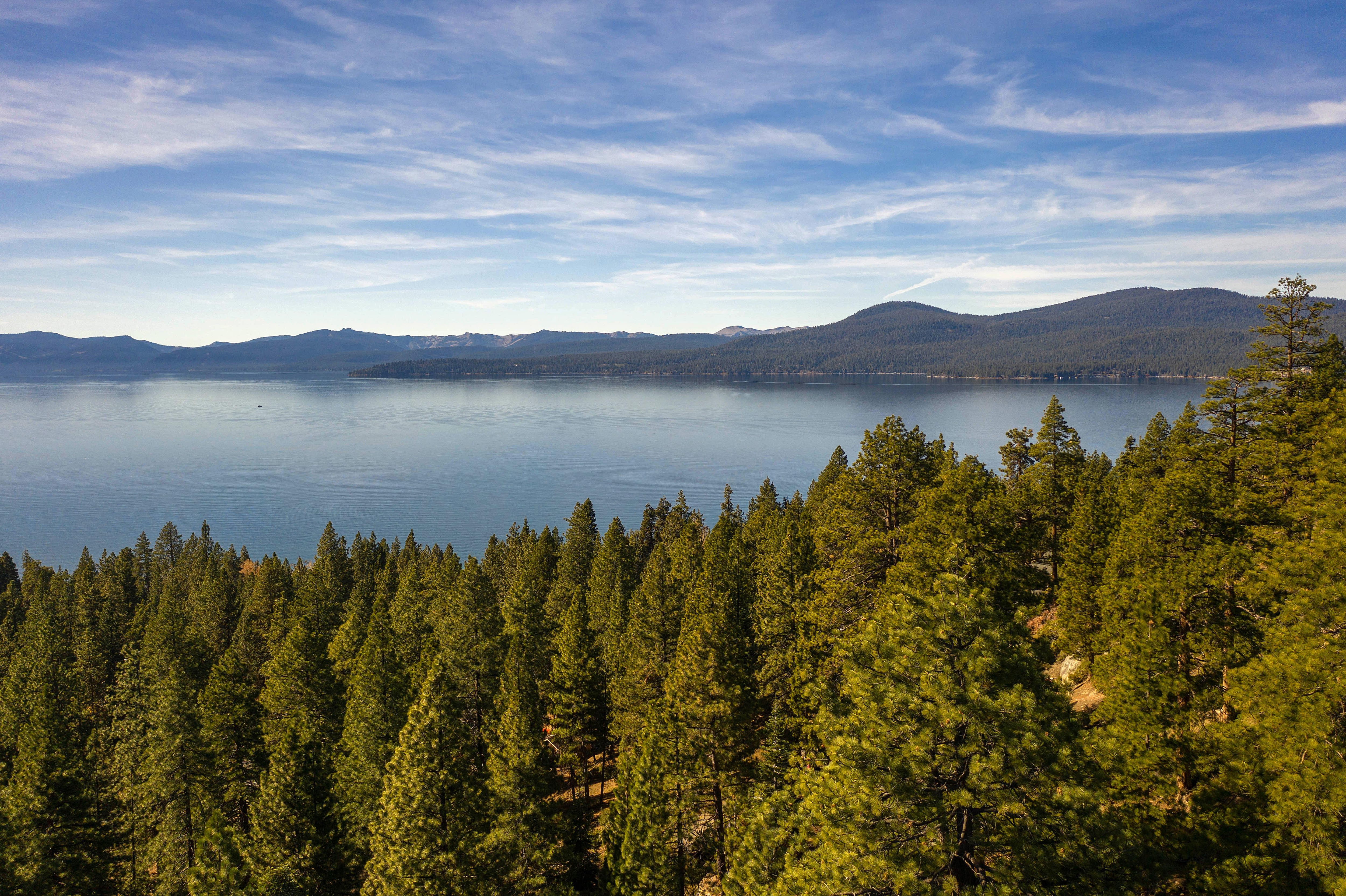 Walk to a gorgeous Tahoe beach from your rental in minutes.