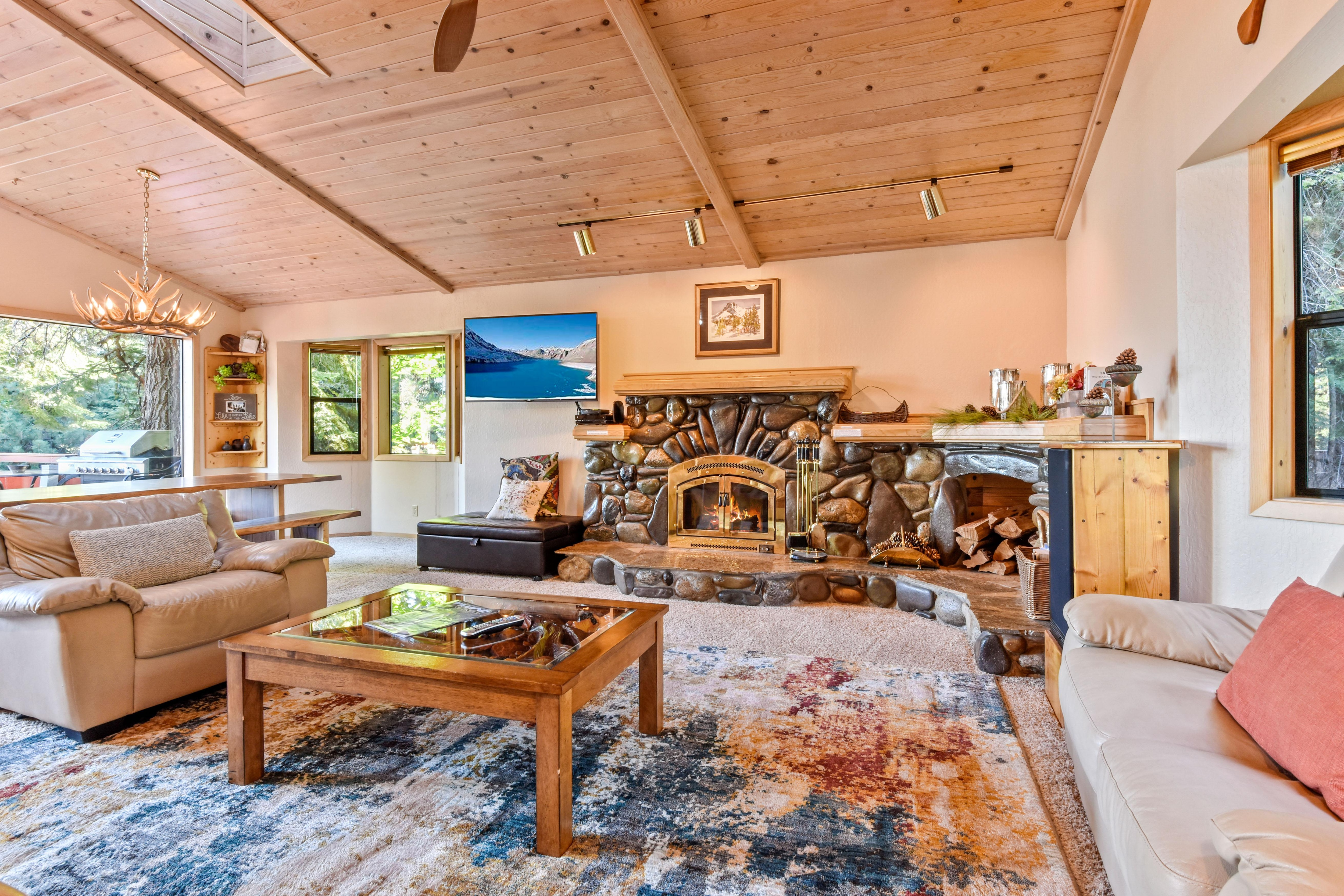 Welcome to Carnelian Bay! This home is professionally managed by TurnKey Vacation Rentals.