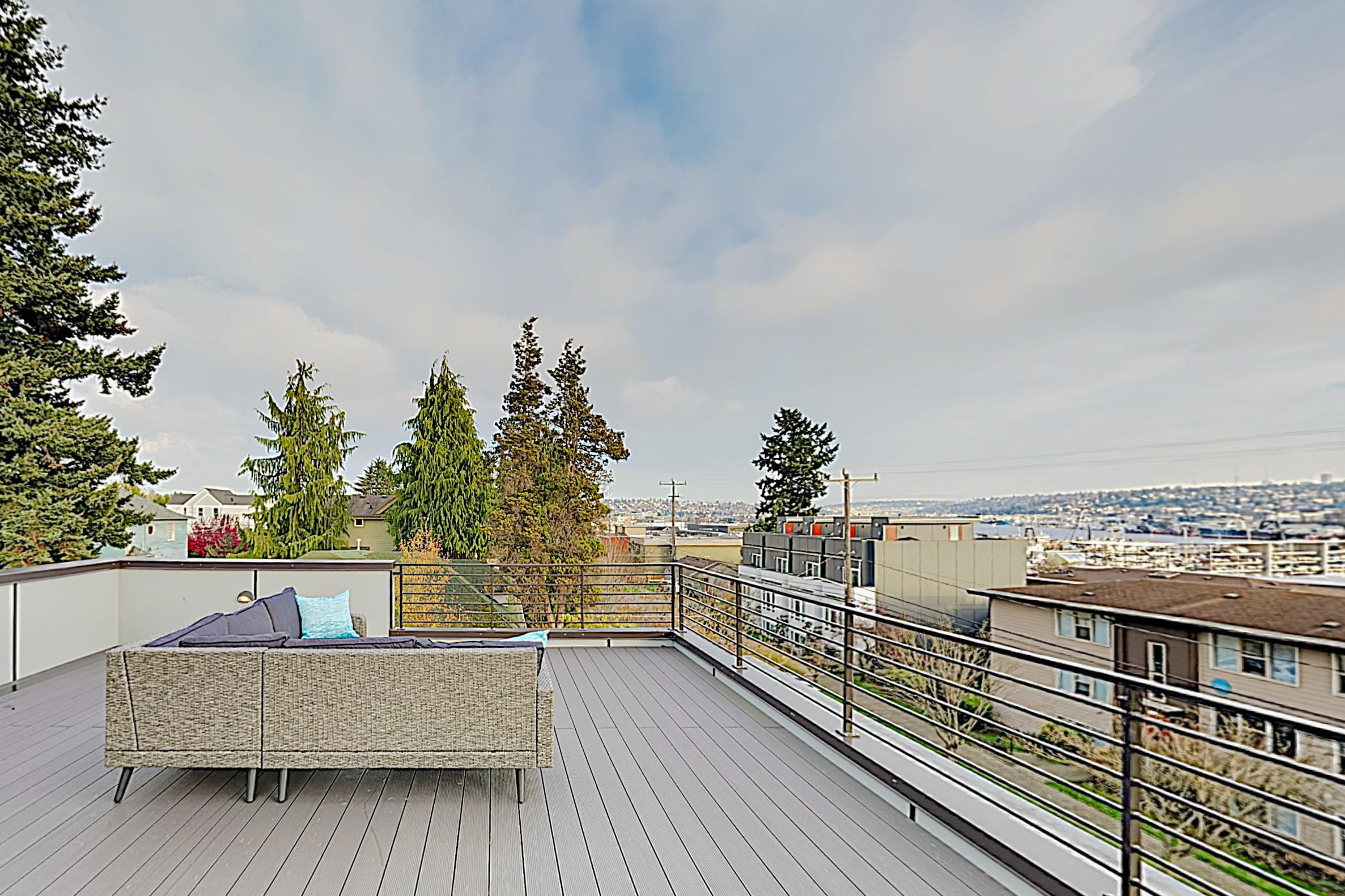 Welcome to Seattle! This house is professionally managed by TurnKey Vacation Rentals.