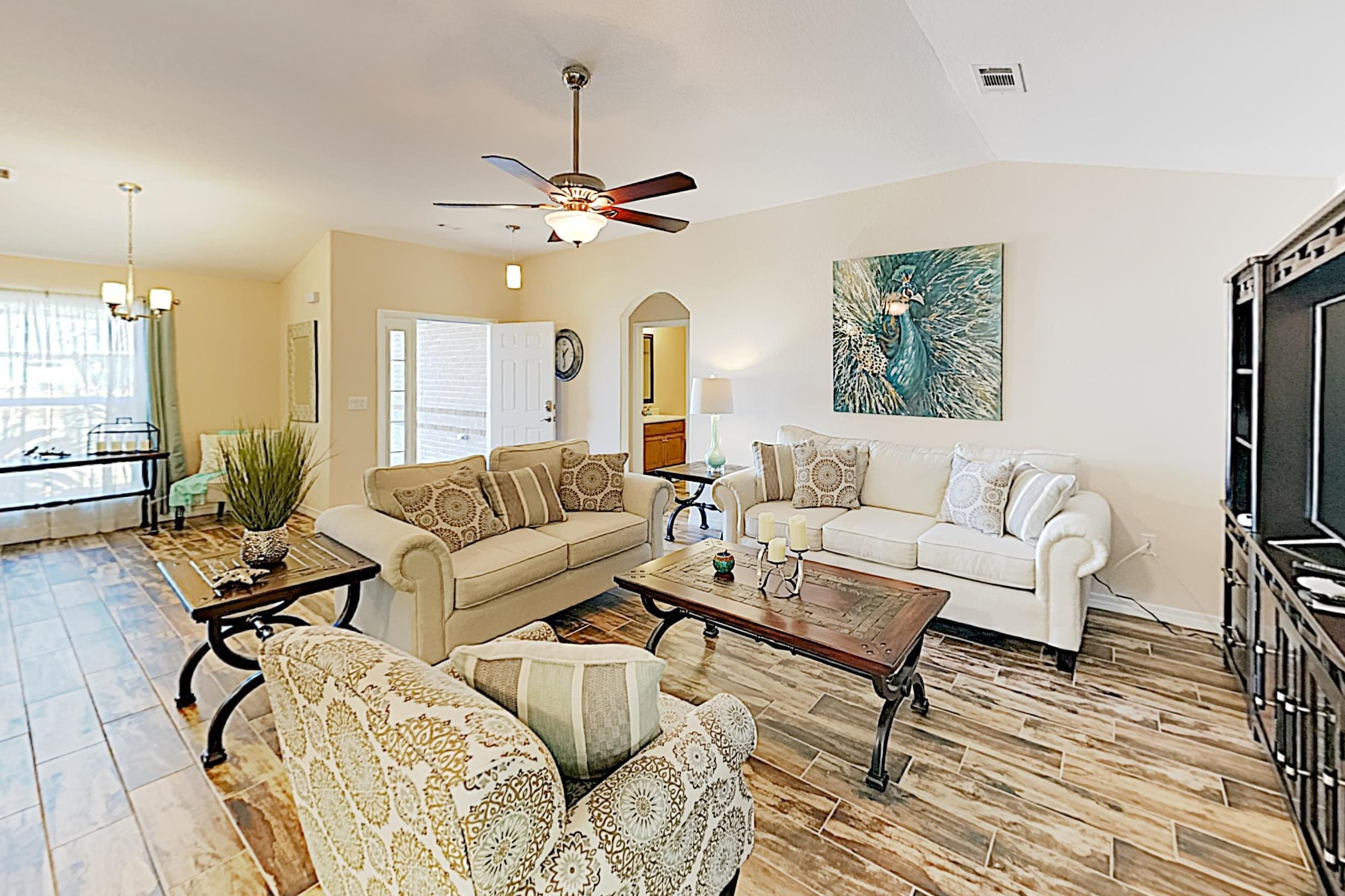 Welcome to Navarre! This home is professionally managed by TurnKey Vacation Rentals.