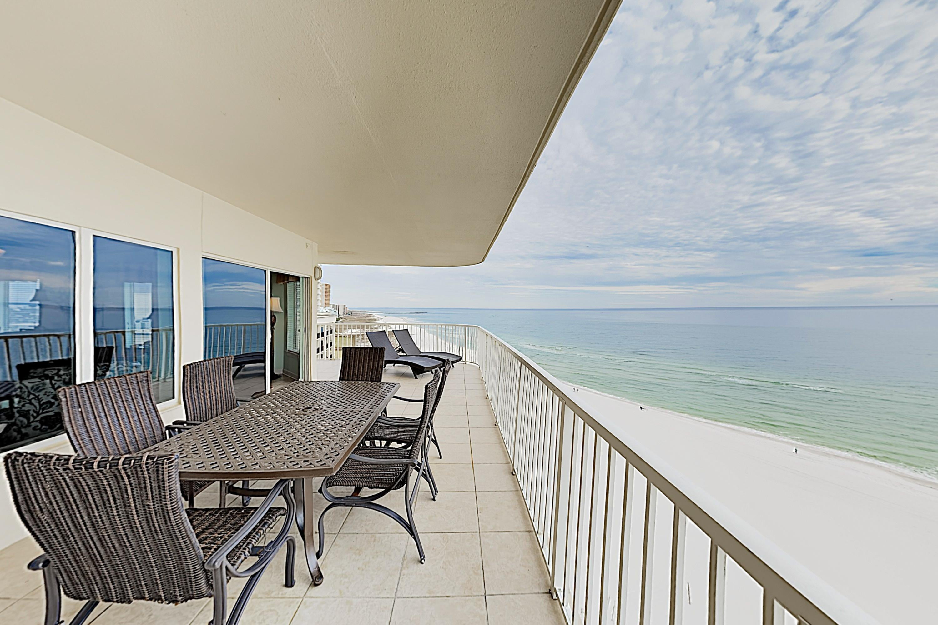 Welcome to Orange Beach! This Admiral's Quarters condo is professionally managed by TurnKey Vacation Rentals.