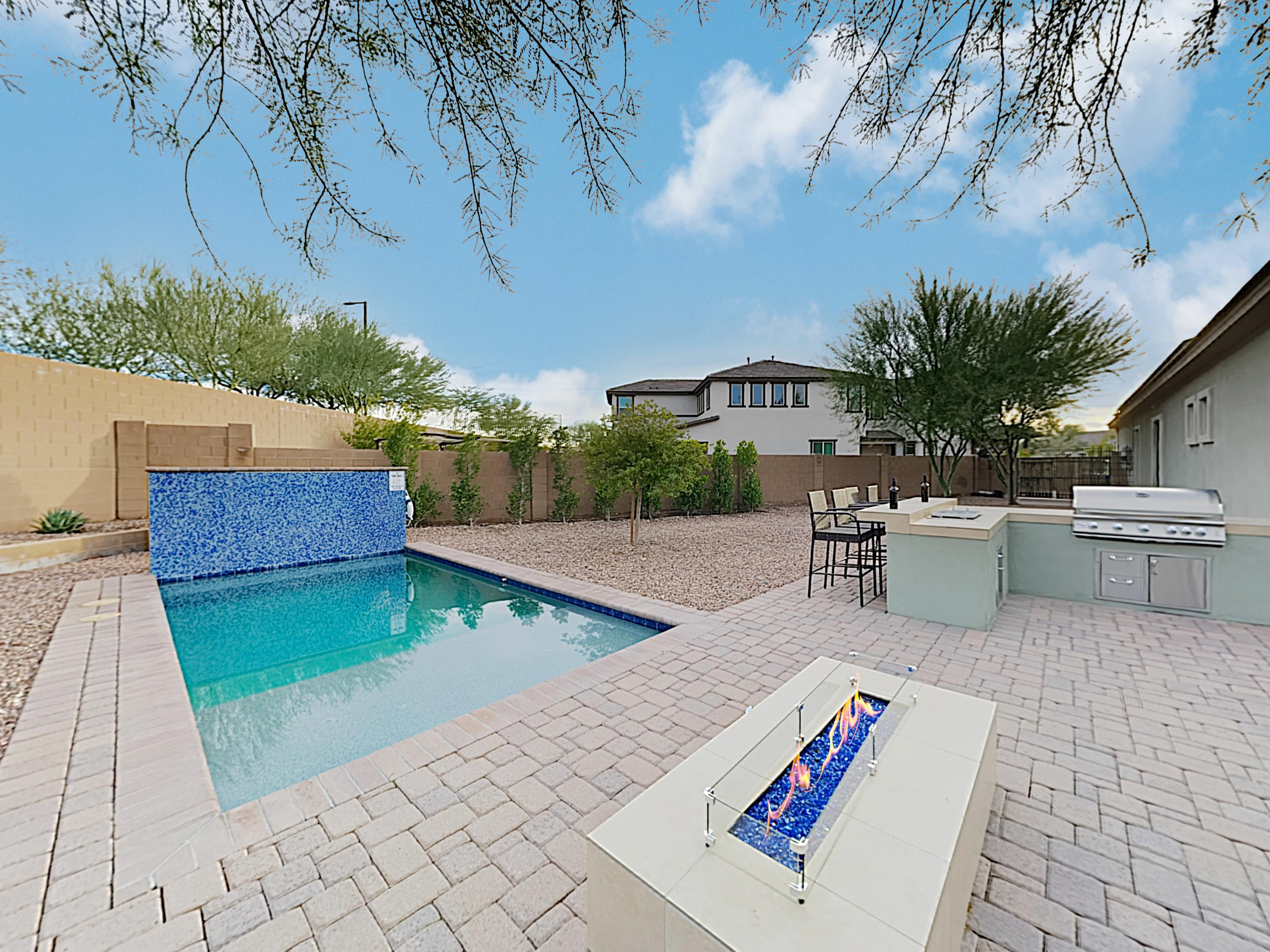 Welcome to Phoenix! This home is professionally managed by TurnKey Vacation Rentals.