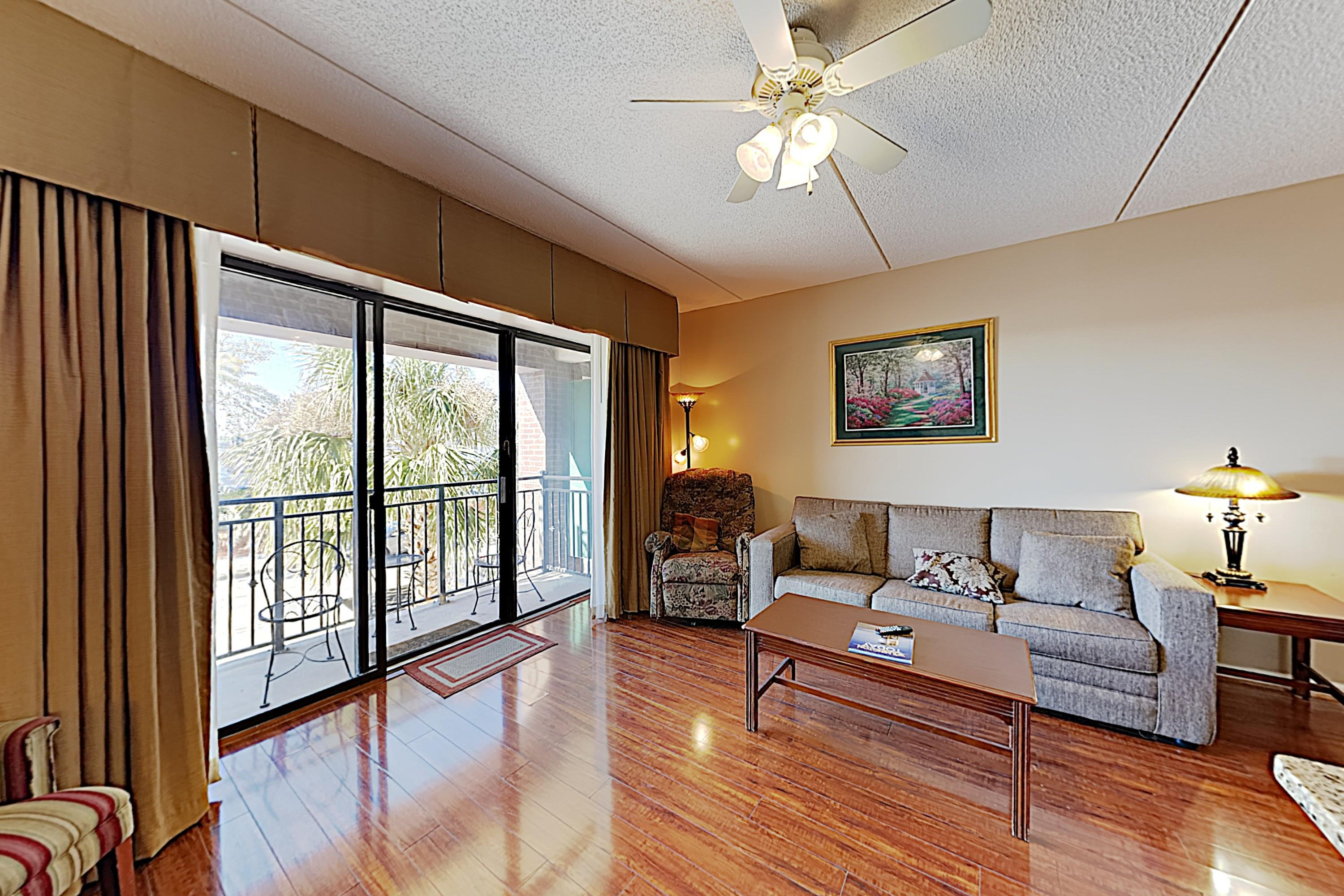 Welcome to Wilmington! This condo is professionally managed by TurnKey Vacation Rentals.