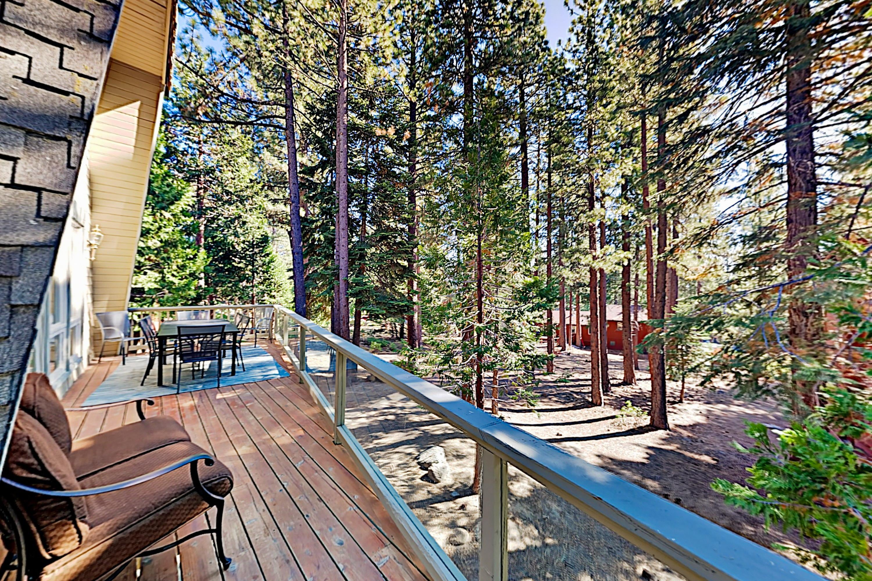 Amazing Lake Getaway with Incline Village Amenities