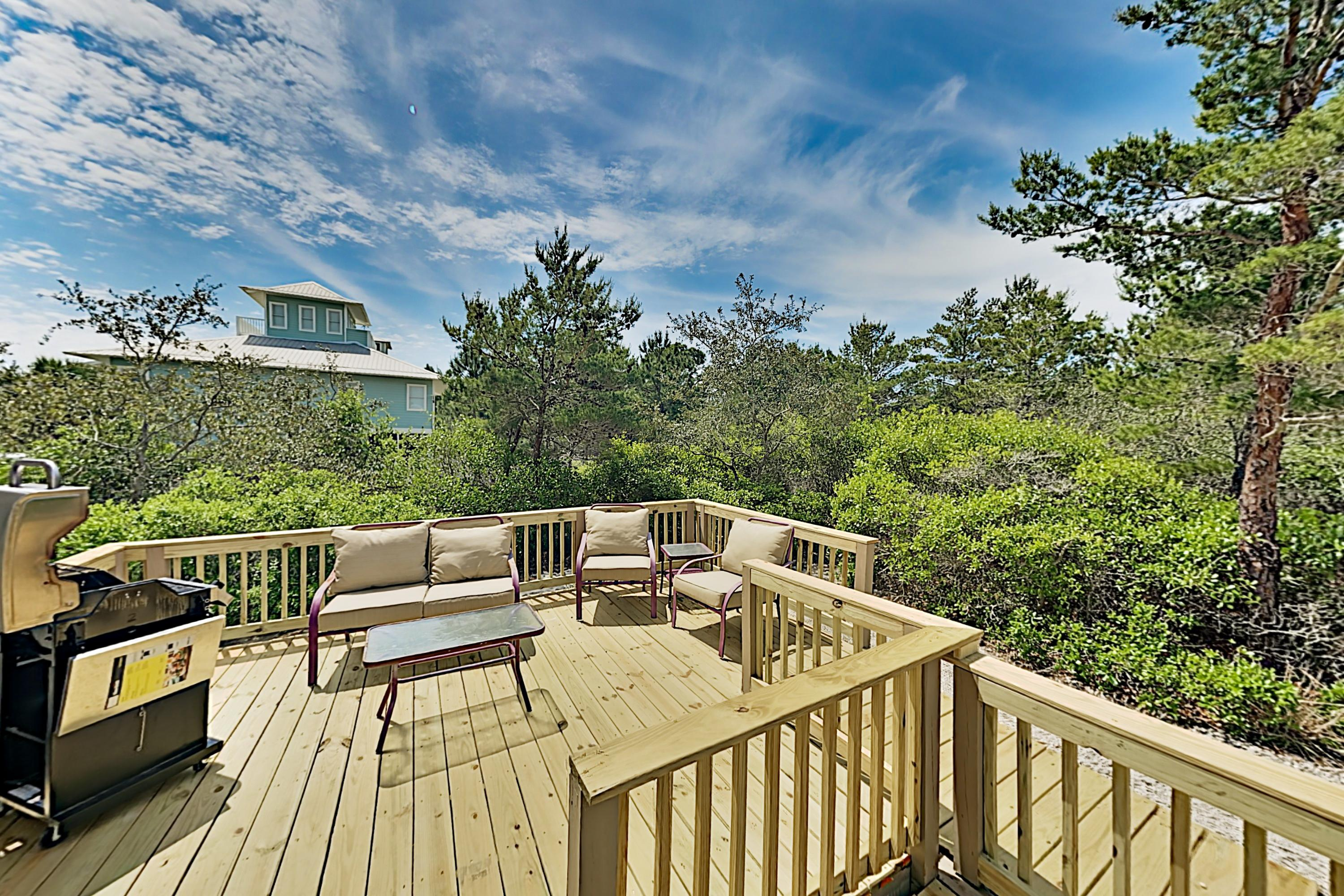 Property Image 2 - Chic, Coastal Home with Elevator, Multiple Decks & Shared Pool
