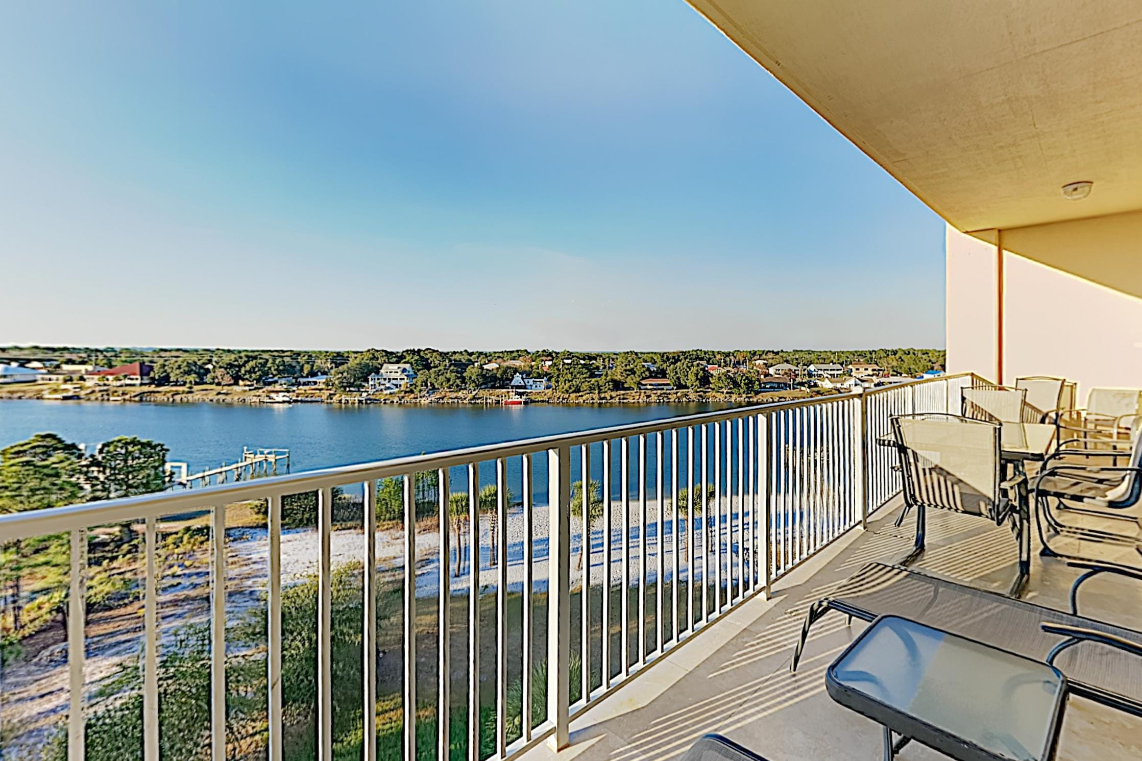 Welcome to Perdido Key! This waterfront retreat is professionally managed by TurnKey Vacation Rentals.