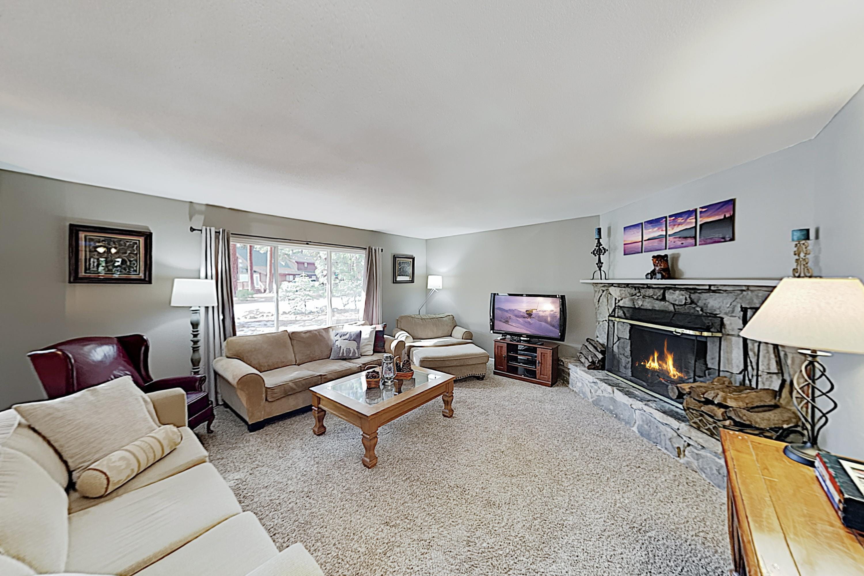 Welcome to Incline Village! This home is professionally managed by TurnKey Vacation Rentals.