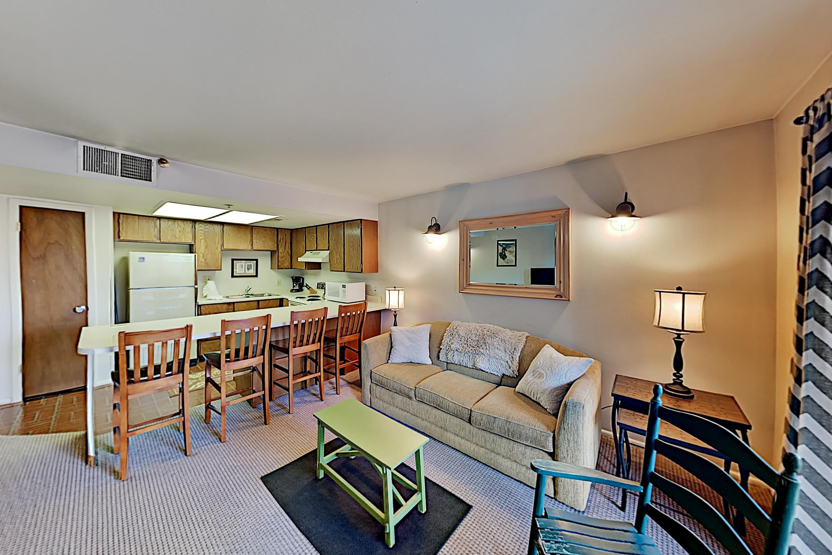 Welcome to Park City! This Powder Pointe condo is professionally managed by TurnKey Vacation Rentals.