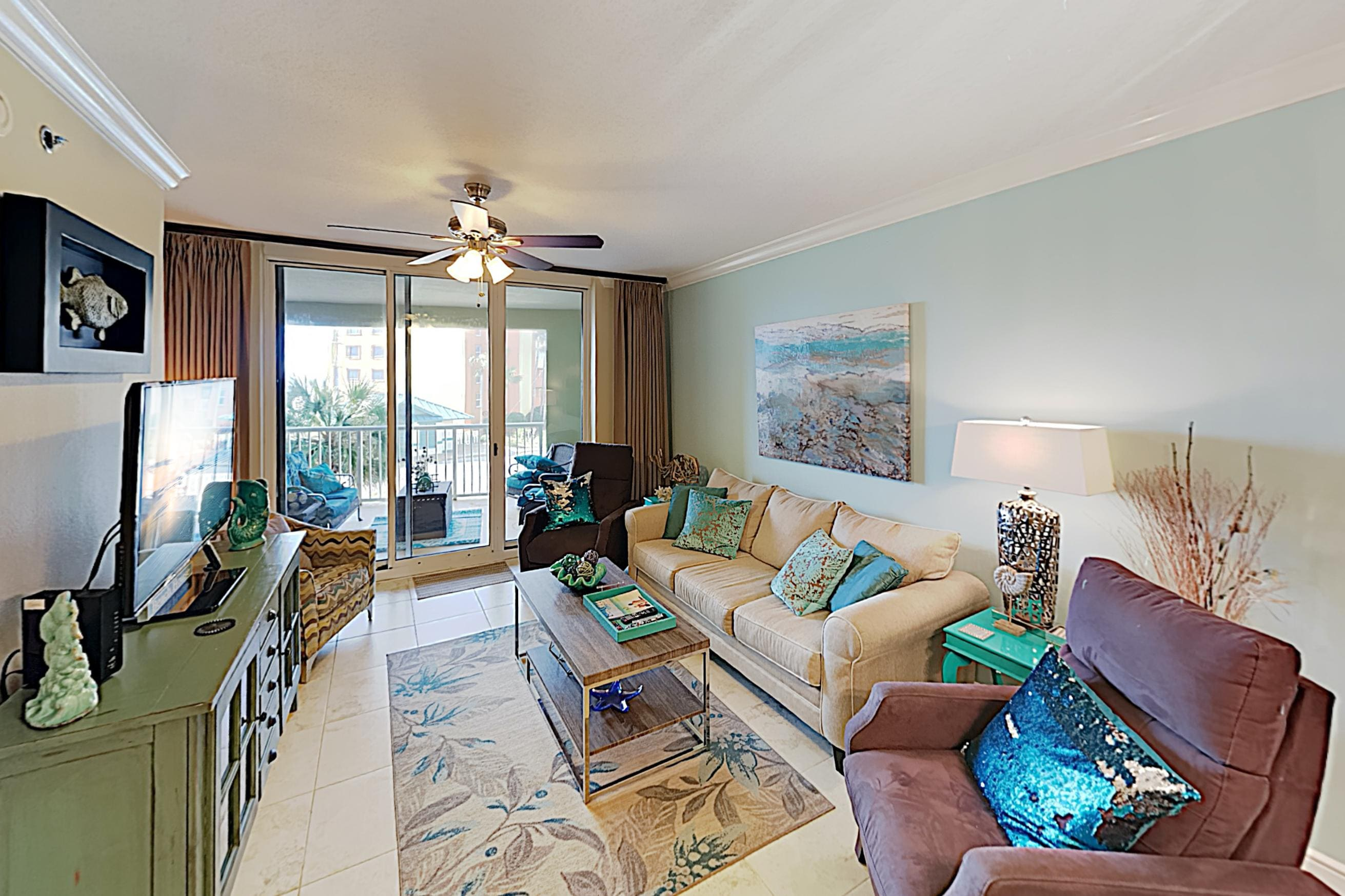 Welcome to Fort Walton Beach! This condo is professionally managed by TurnKey Vacation Rentals.