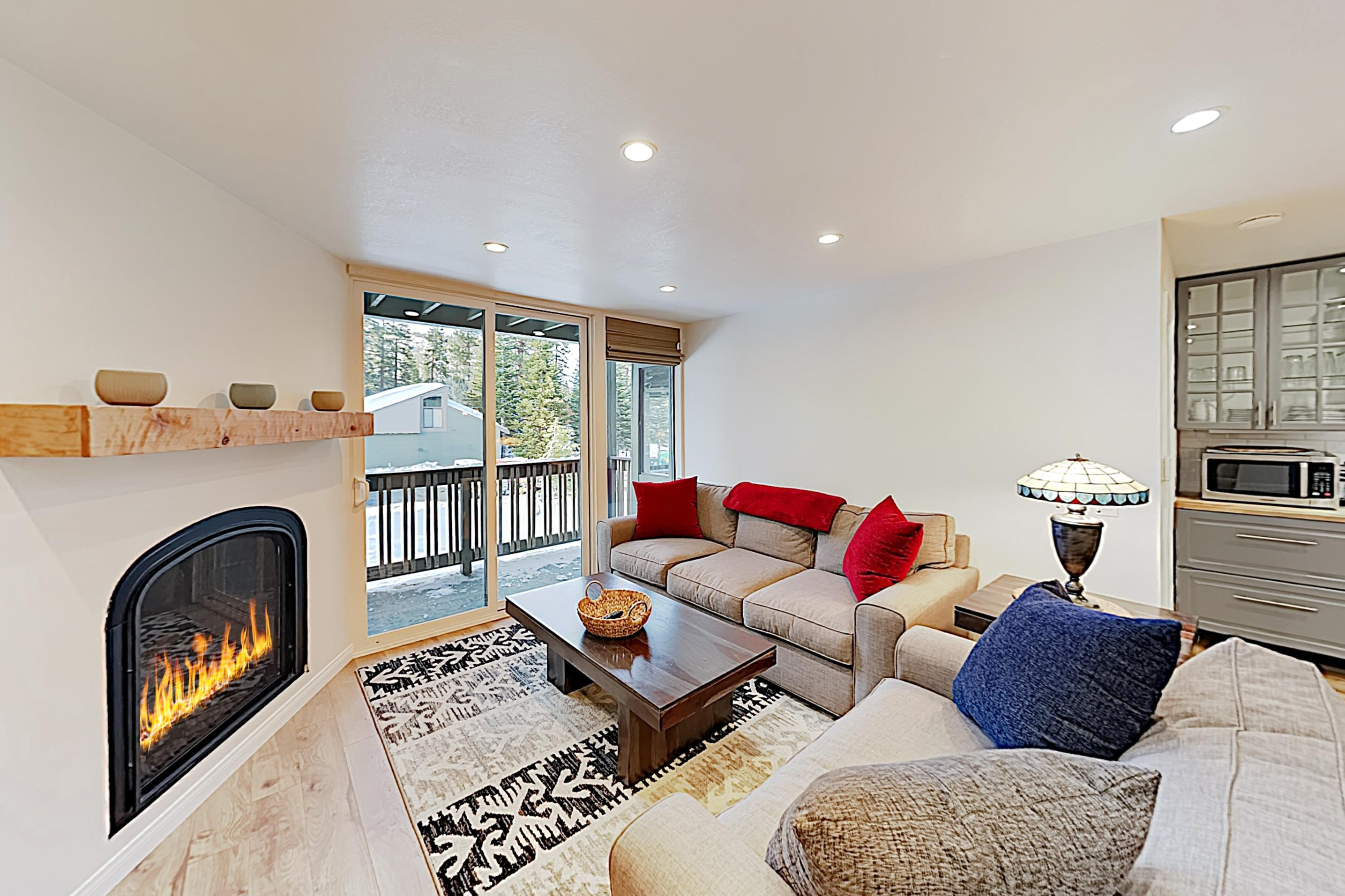 Welcome to Mammoth Lakes! This condo is professionally managed by TurnKey Vacation Rentals.