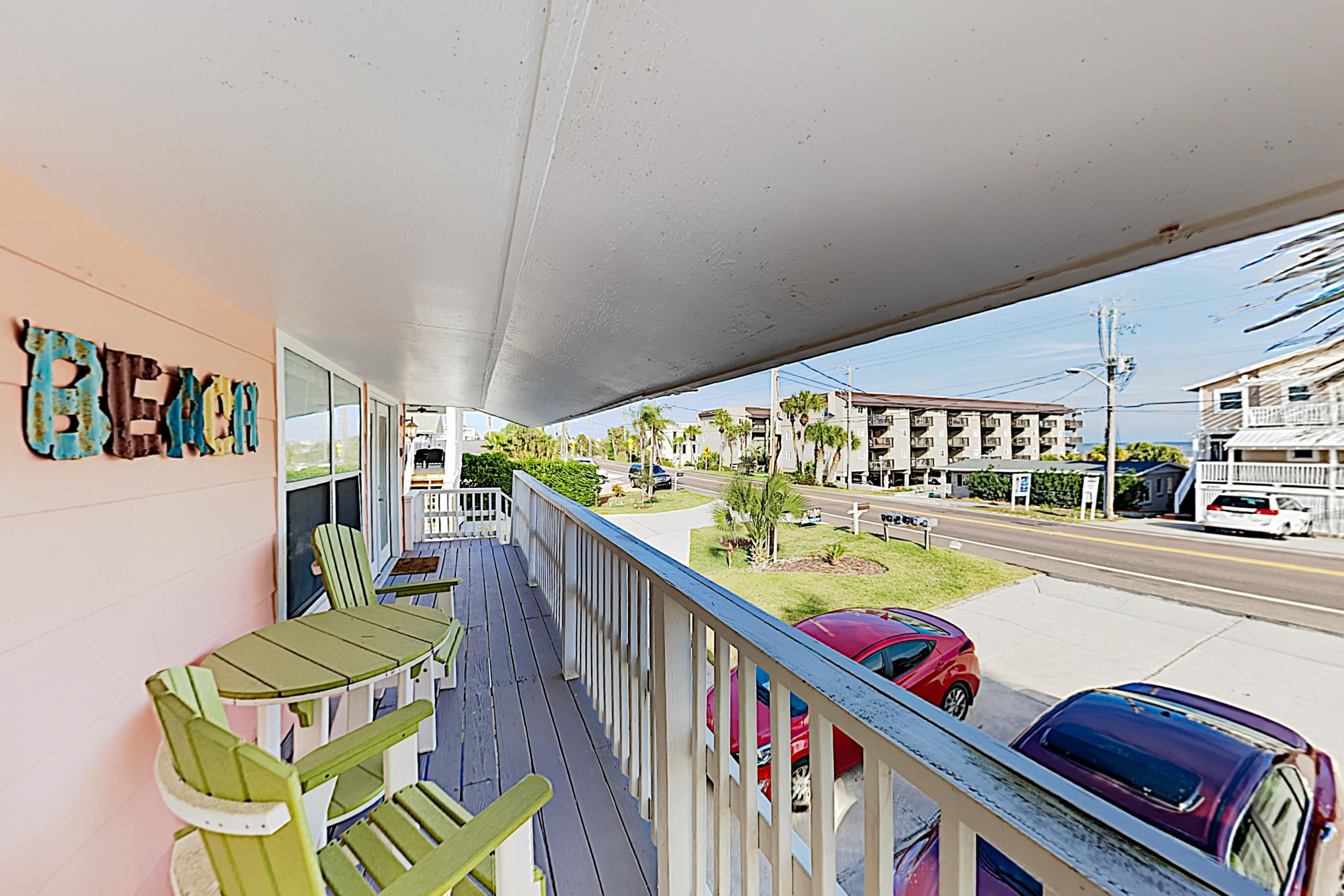 2-Unit Ocean-View Hideaway w/ Fenced Backyard
