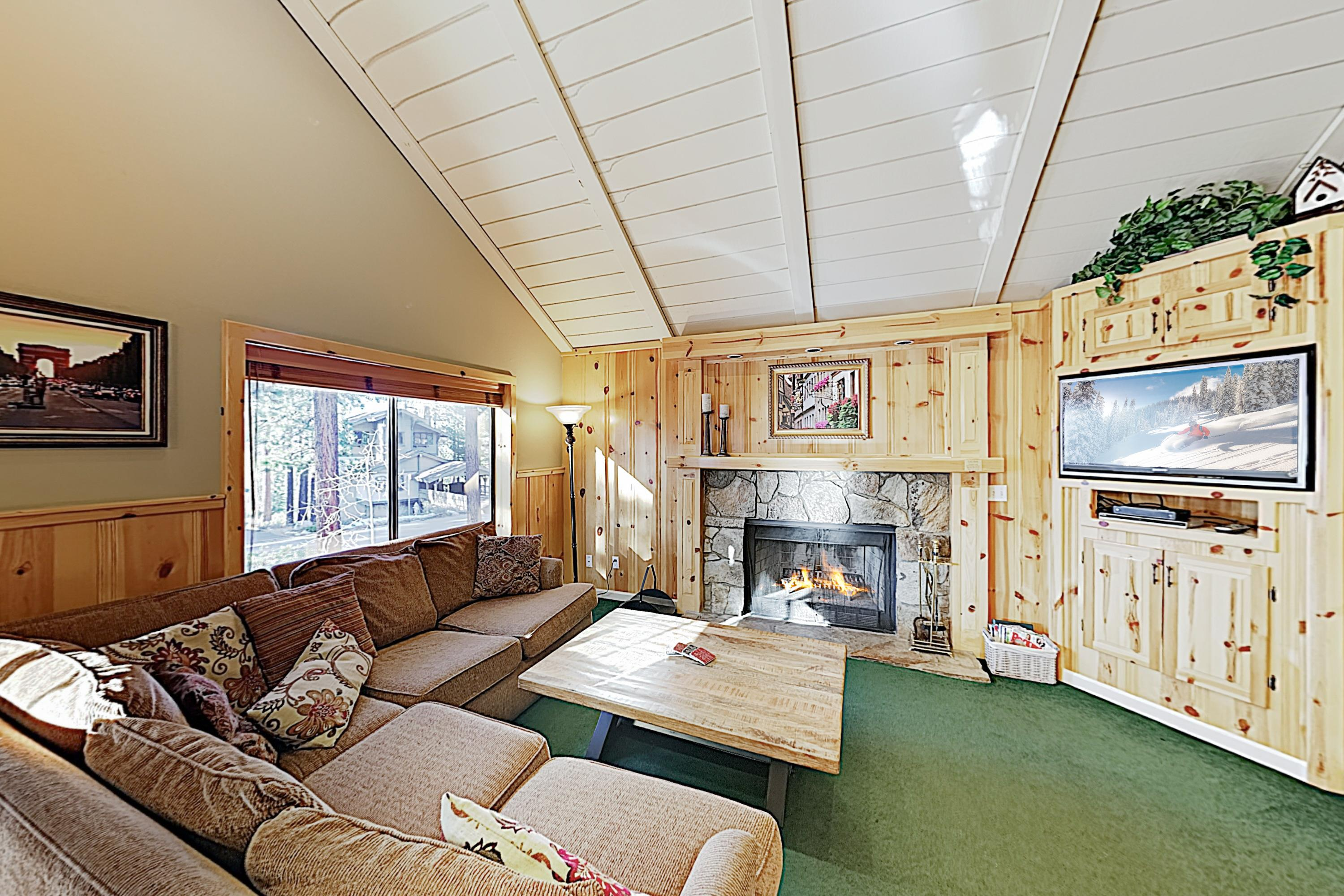 Welcome to South Lake Tahoe! This Tahoe Tyrol chalet is professionally managed by TurnKey Vacation Rentals.