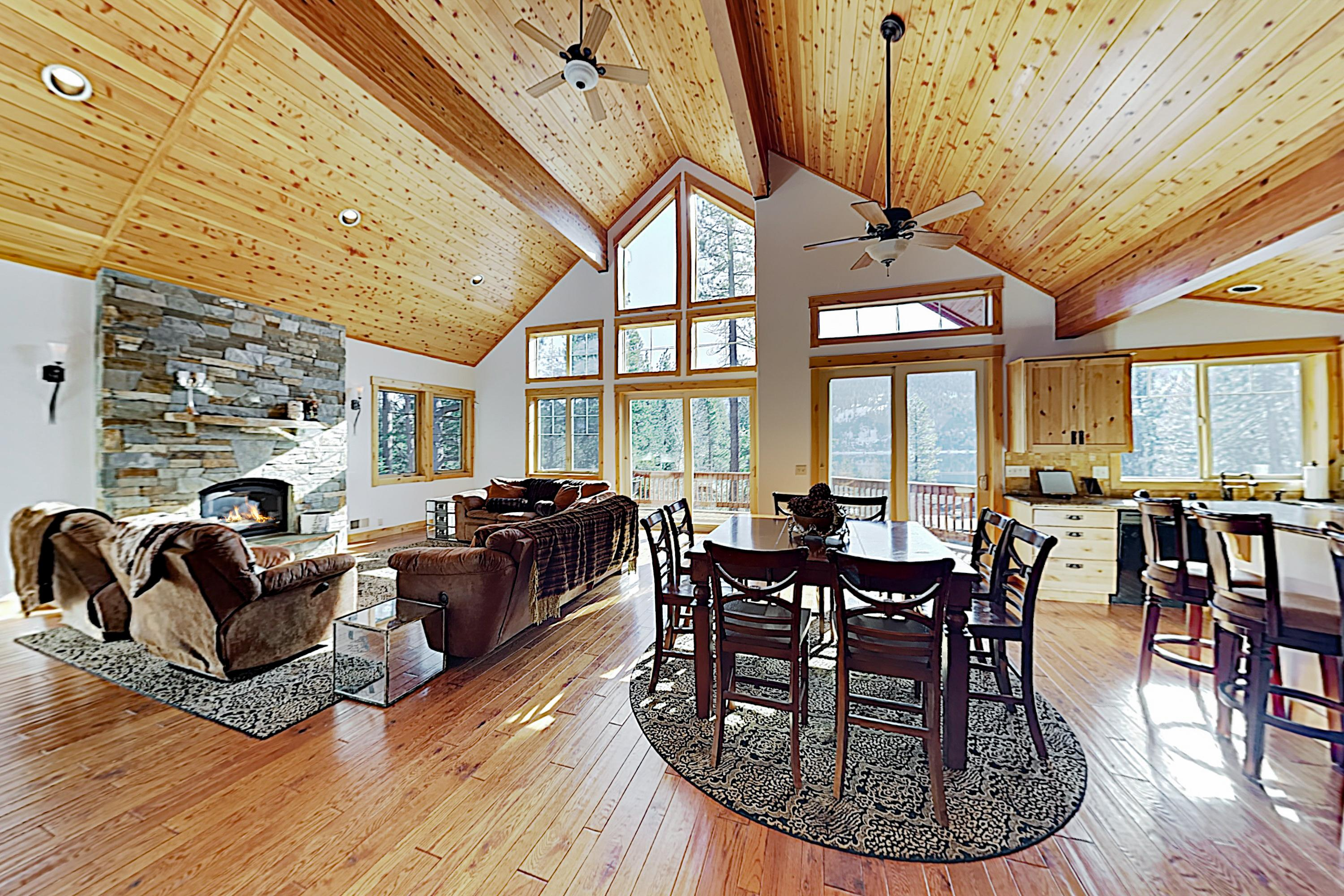 Welcome to Donner Lake! This home is professionally managed by TurnKey Vacation Rentals.