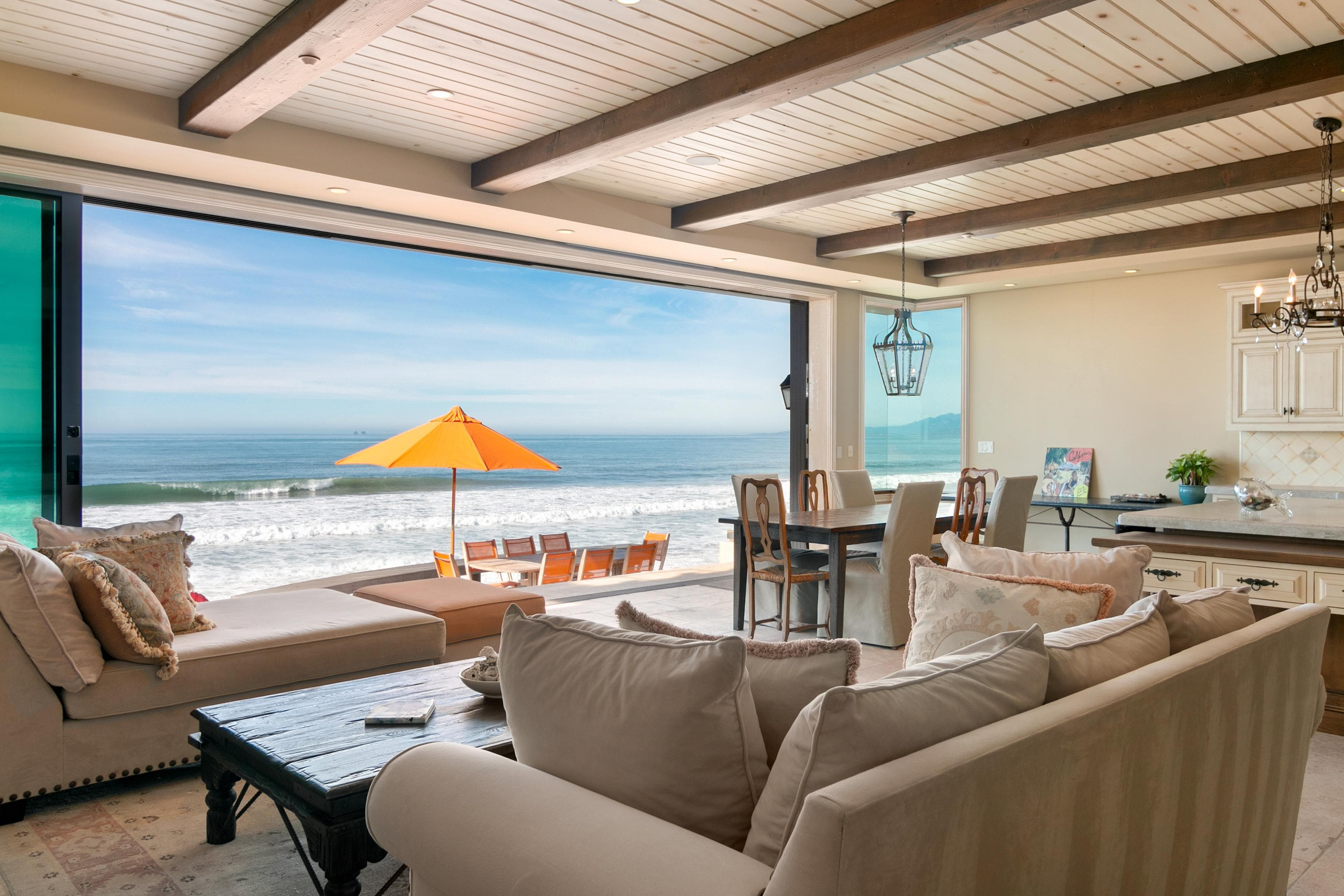 Welcome! This beachfront gem is professionally managed by TurnKey Vacation Rentals.