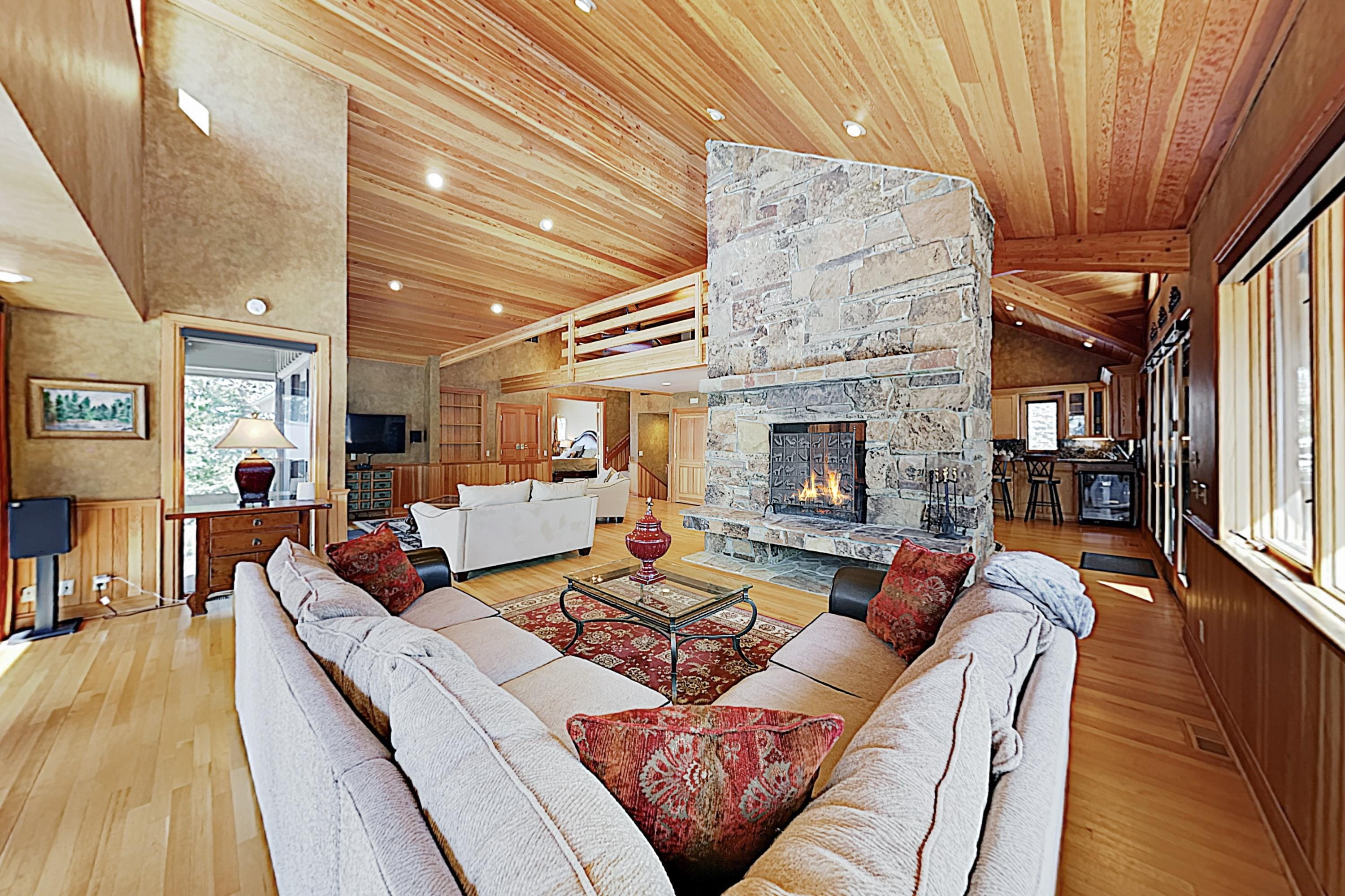 Welcome to Park City! This house is professionally managed by TurnKey Vacation Rentals.