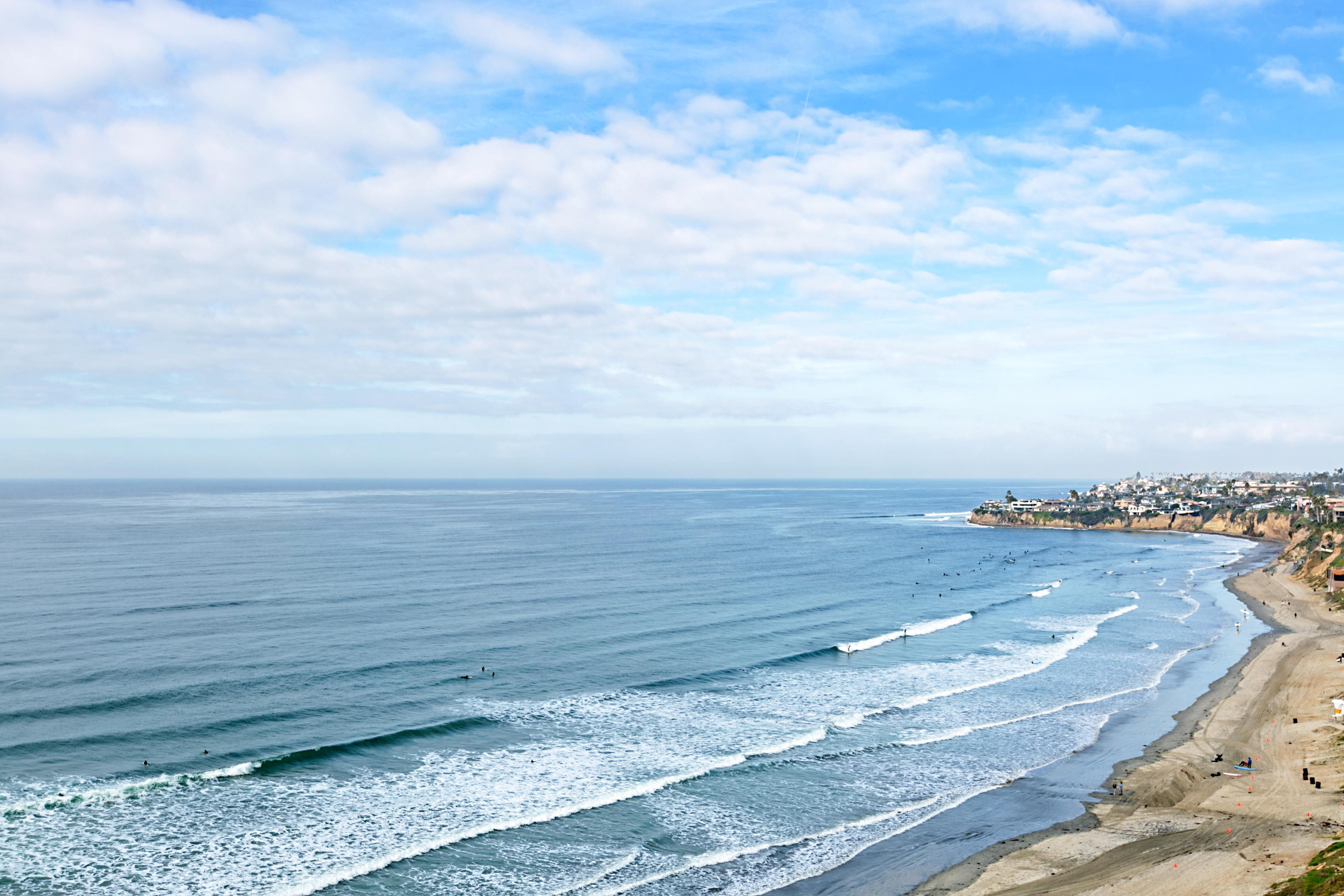 Unforgettable Pacific views await at your spacious oceanfront condo.