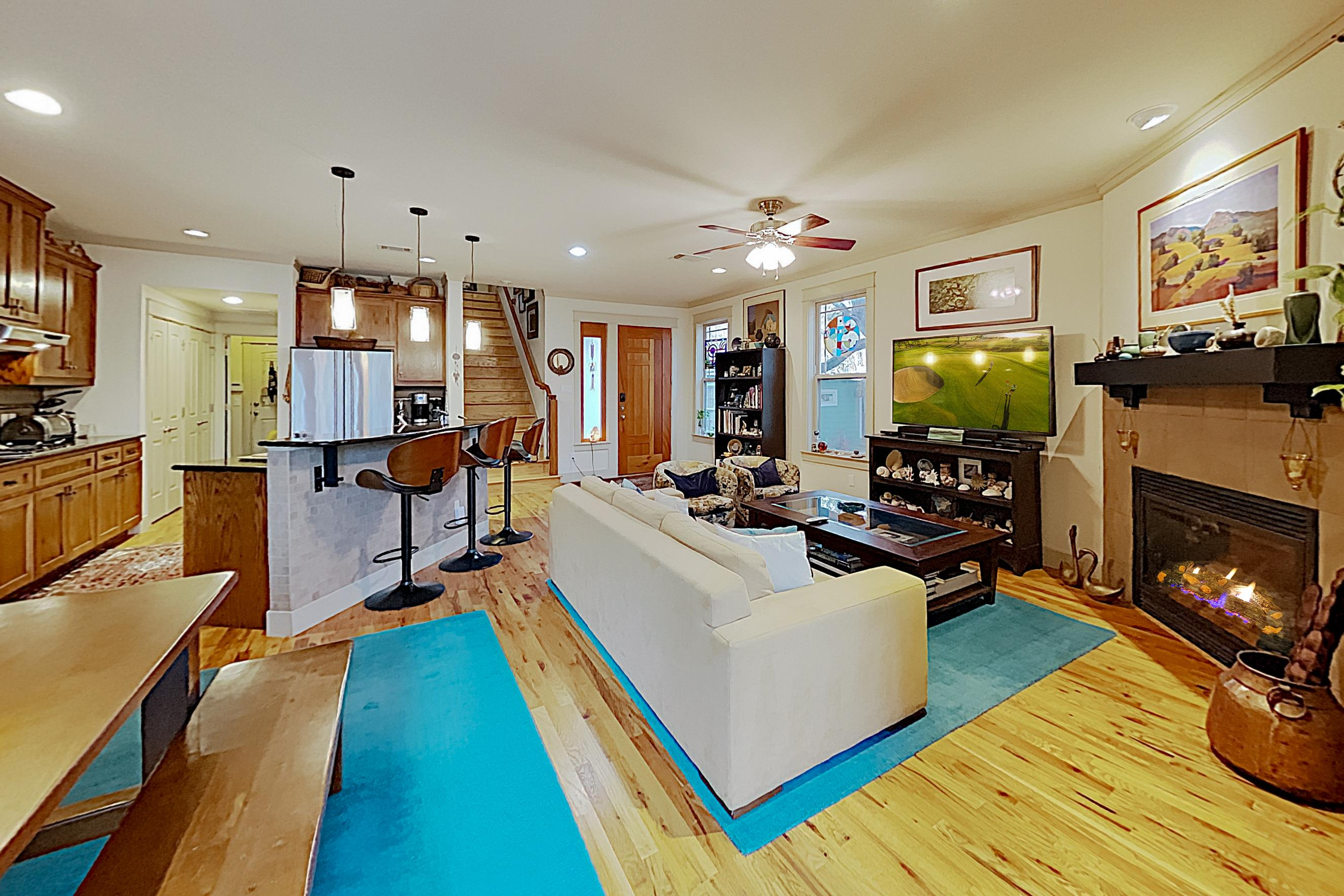 Welcome to Austin! This home is professionally managed by TurnKey Vacation Rentals.