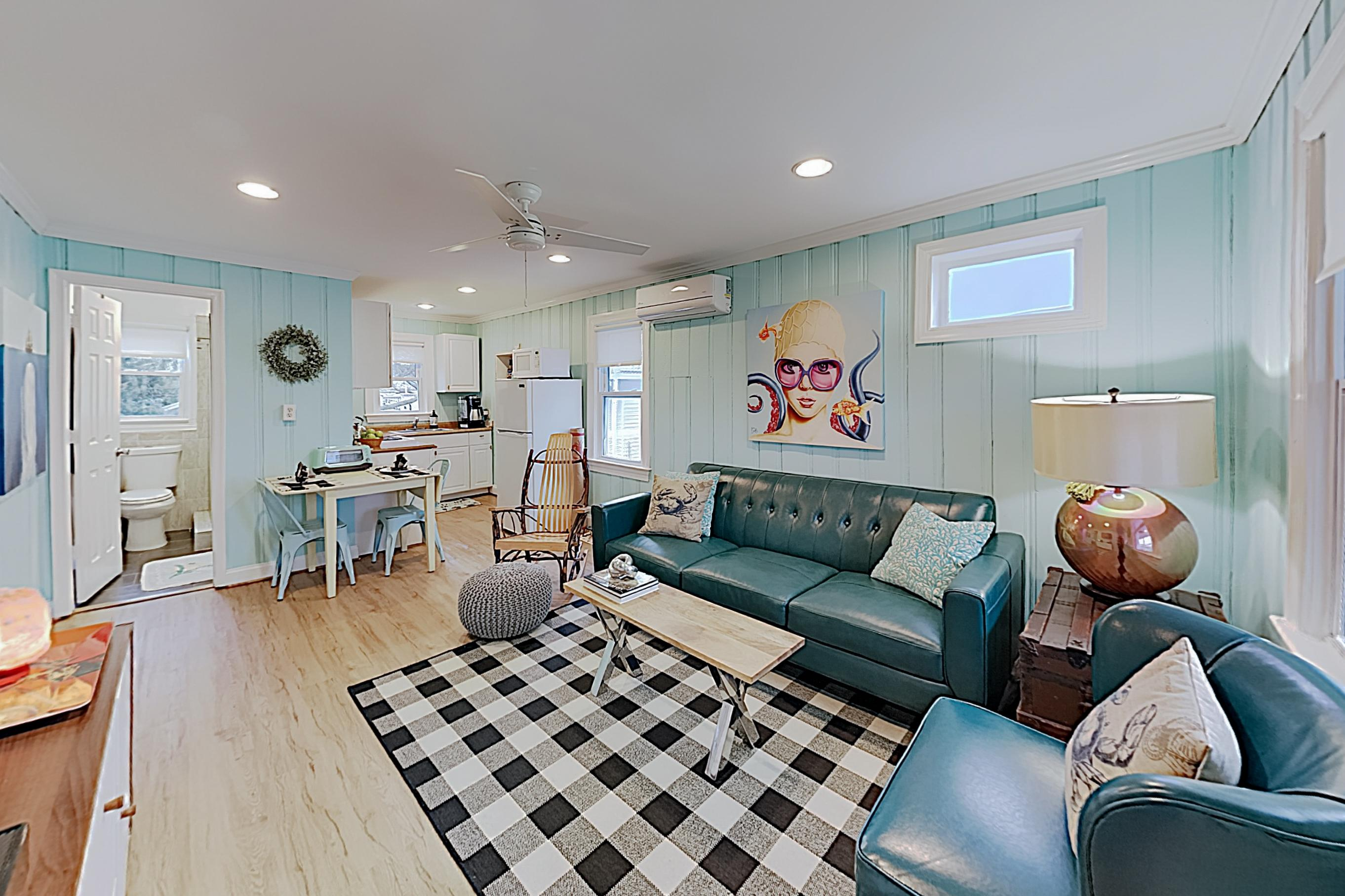 Welcome to Ocean City! This condo is professionally managed by TurnKey Vacation Rentals.