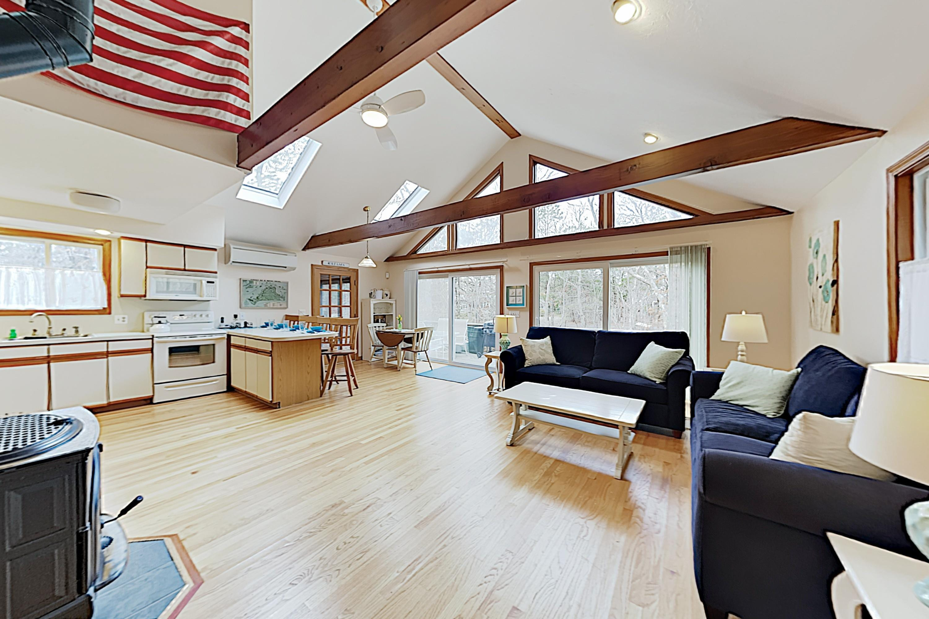 Welcome to Edgartown! This home is professionally managed by TurnKey Vacation Rentals.