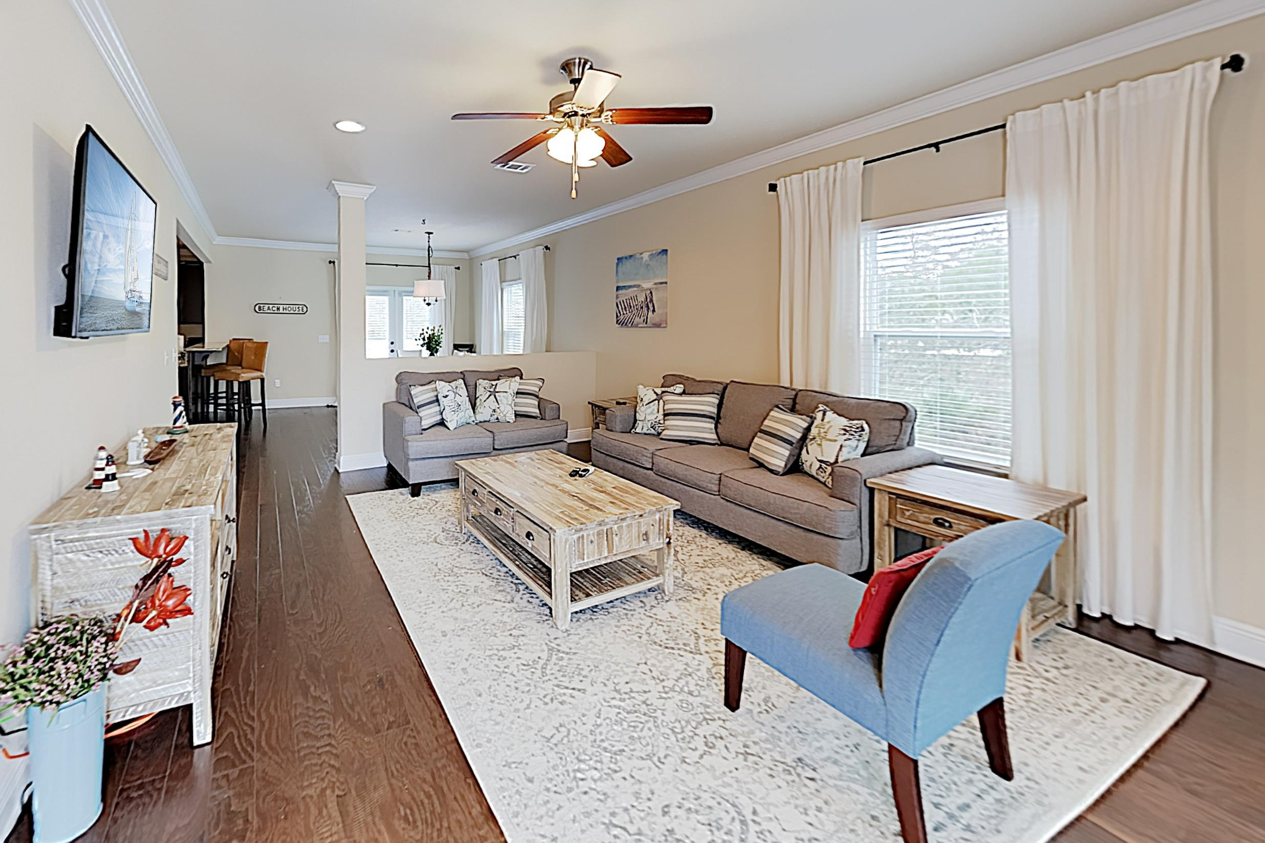 Welcome to Inlet Beach! This home is professionally managed by TurnKey Vacation Rentals.