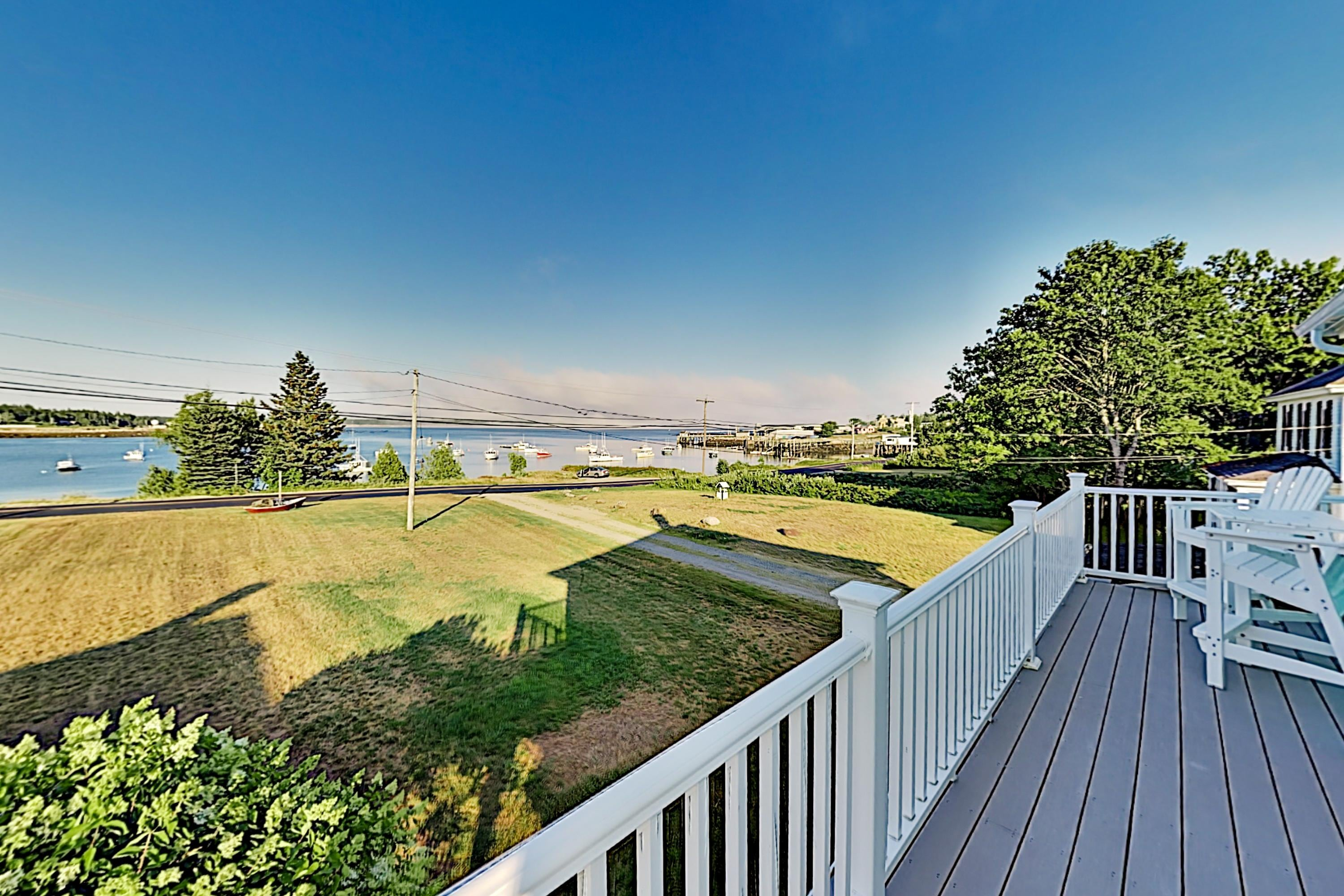 New Listing! Waterfront Retreat w/ Ocean Views