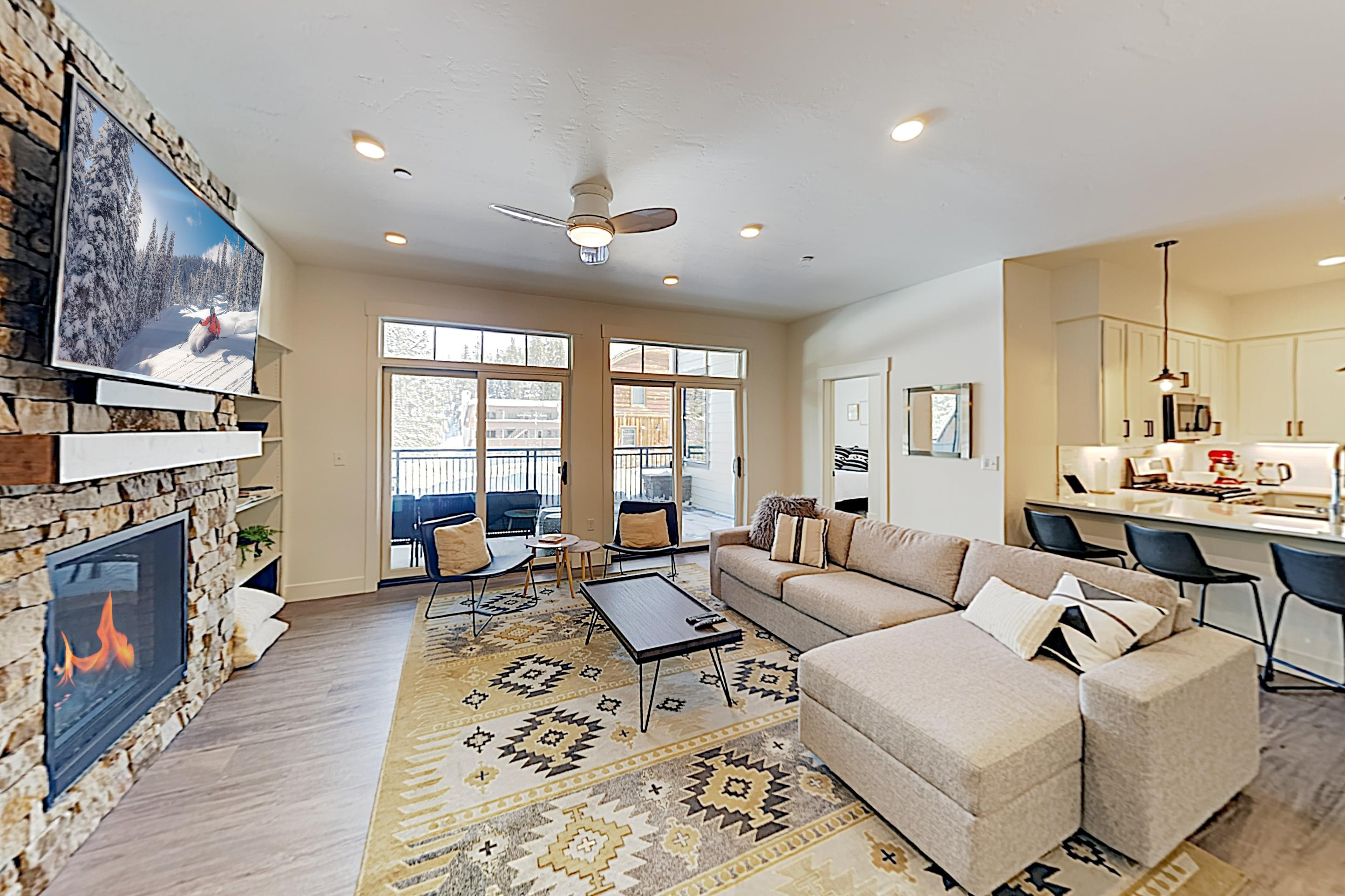 Welcome to Winter Park! This condo is professionally managed by TurnKey Vacation Rentals.