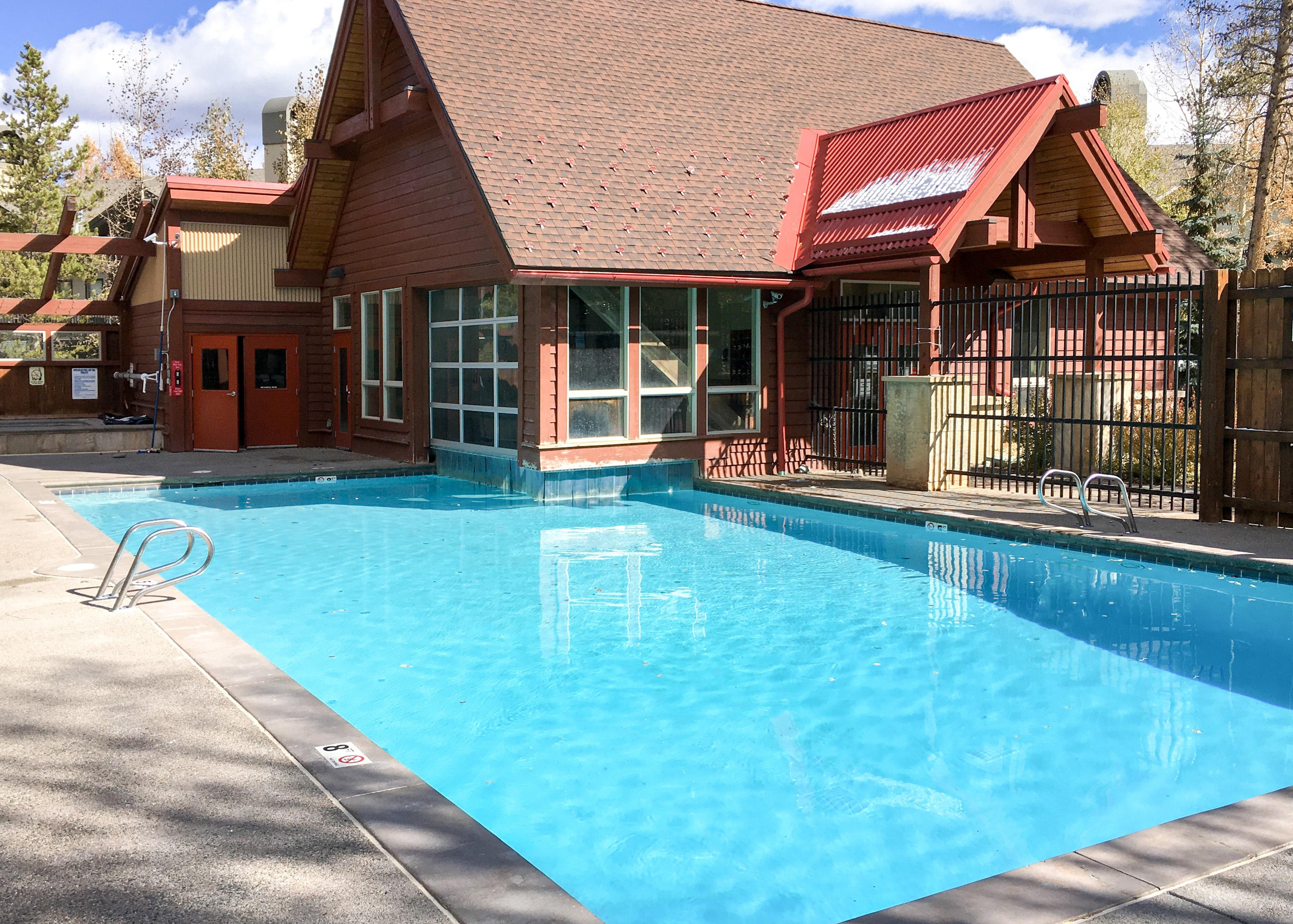 Property Image 2 - Rustic & Stylish, Ski-In/Out Condo with Pool & Hot Tub Access