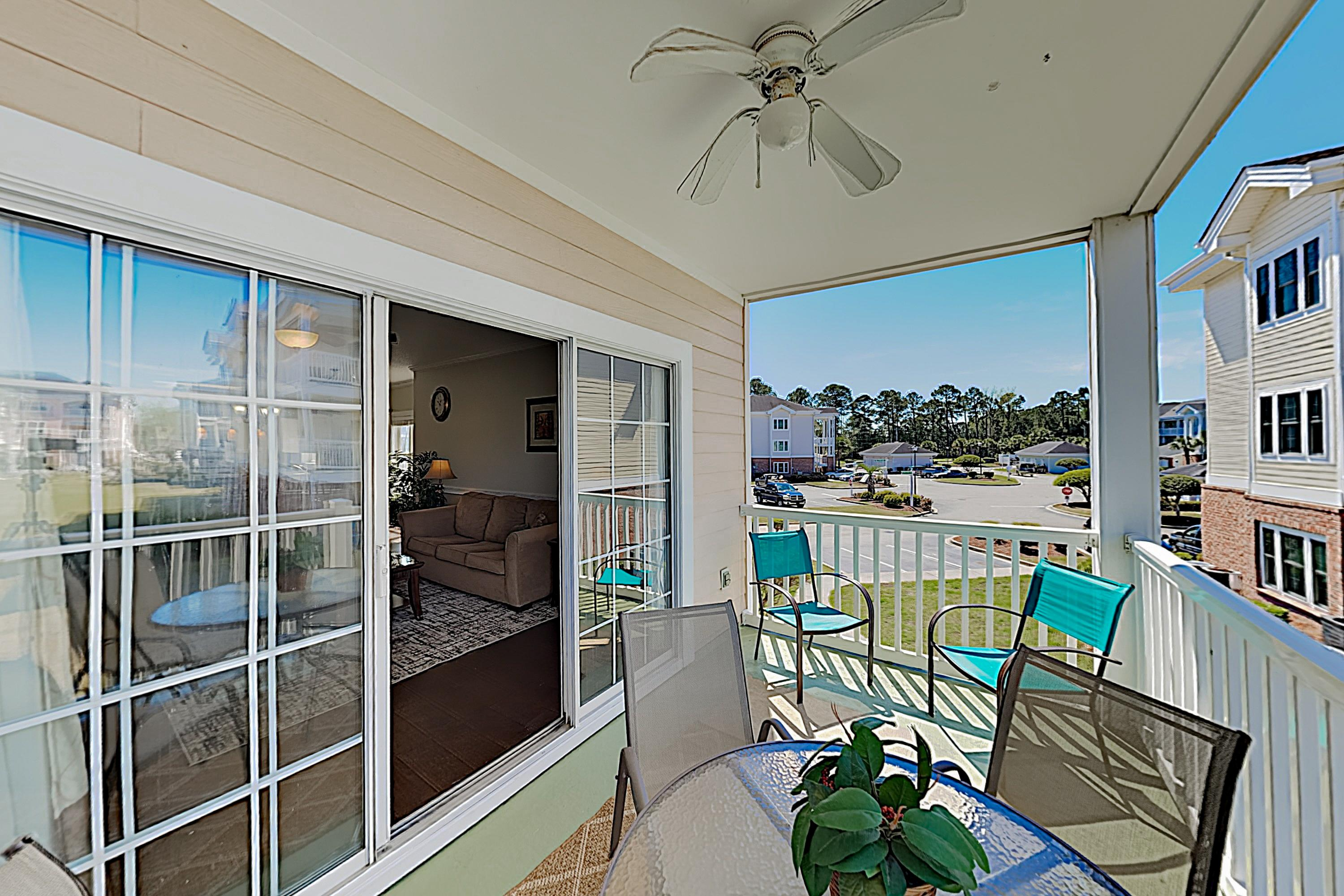 Sun-Soaked Central Myrtle Beach Condo w/ Pool