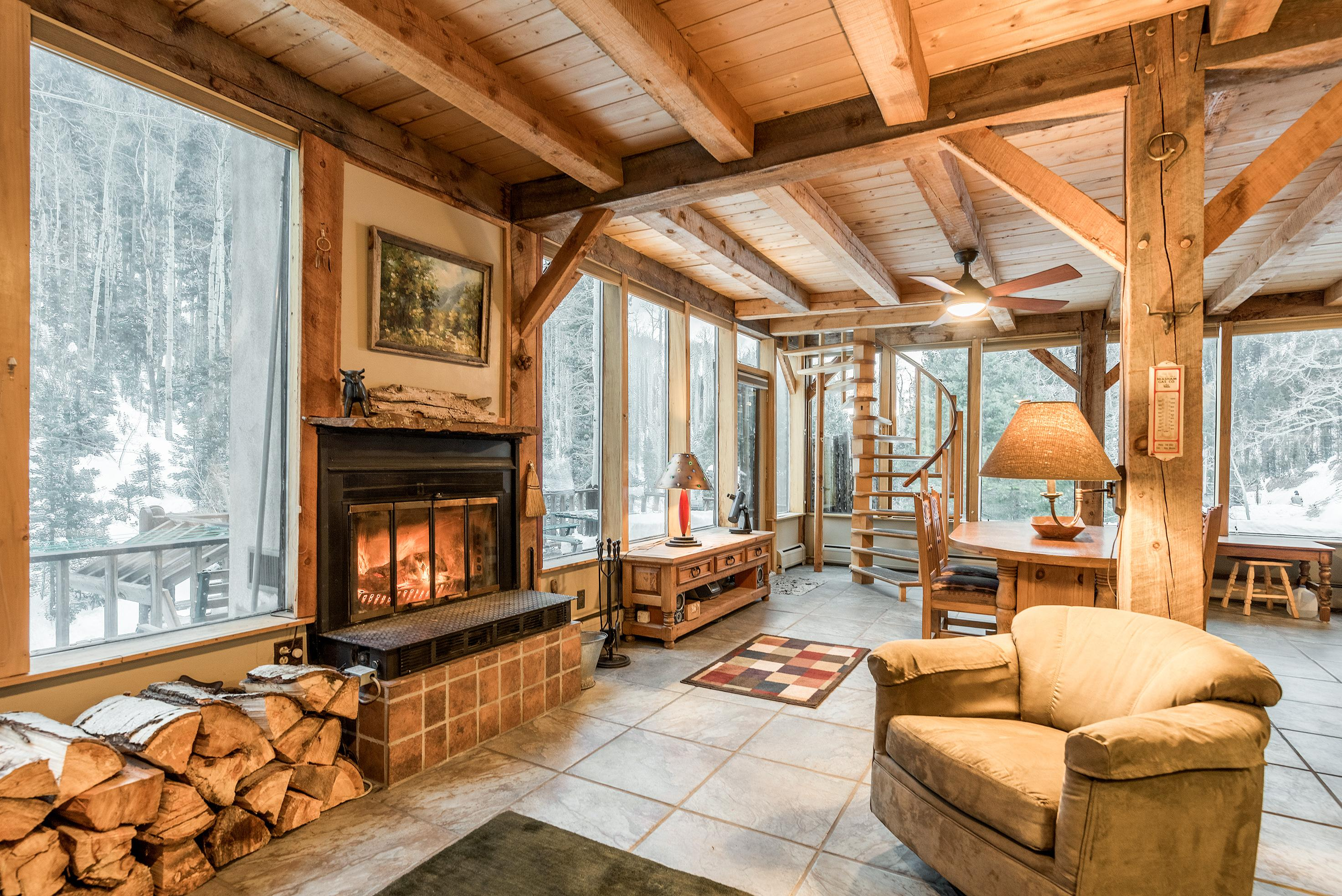 Welcome to Taos! This home is professionally managed by TurnKey Vacation Rentals.