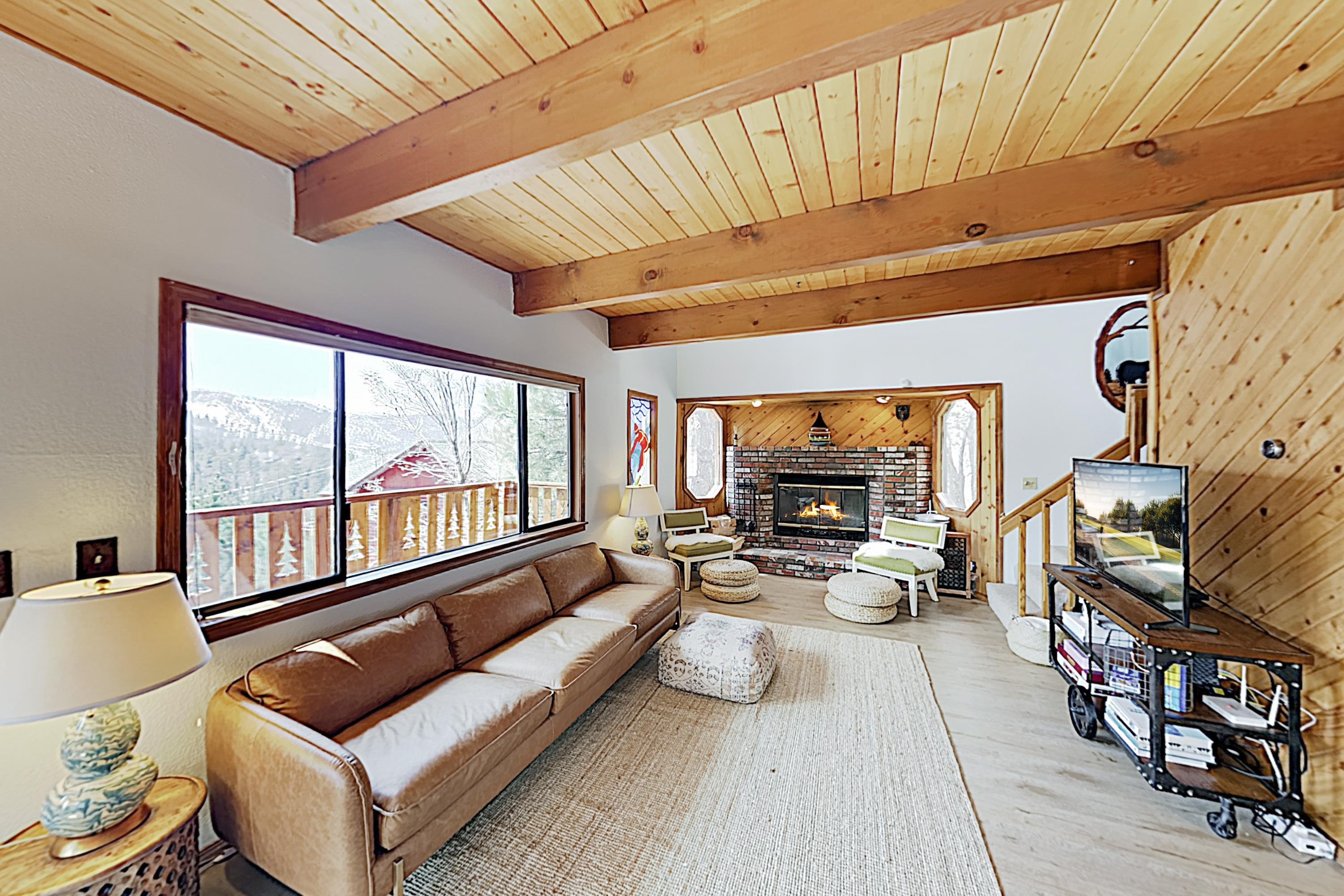 Property Image 2 - New Listing! Mountain-View Chalet Near the Slopes