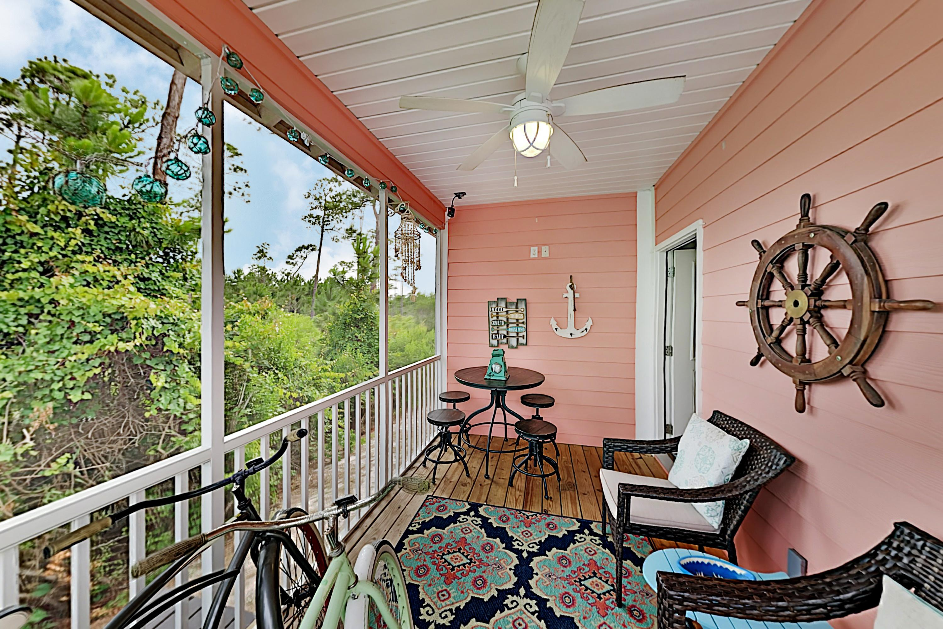 Property Image 2 - Stylish Beach Cottage w/ 2 Pools & Screened Deck
