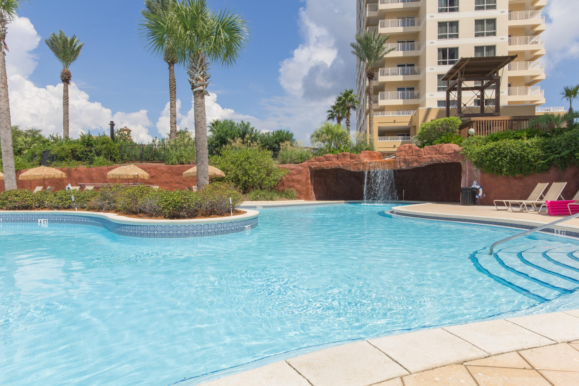 Property Image 2 - Two-Unit Condo Retreat with Resort Frills, Near the Beach